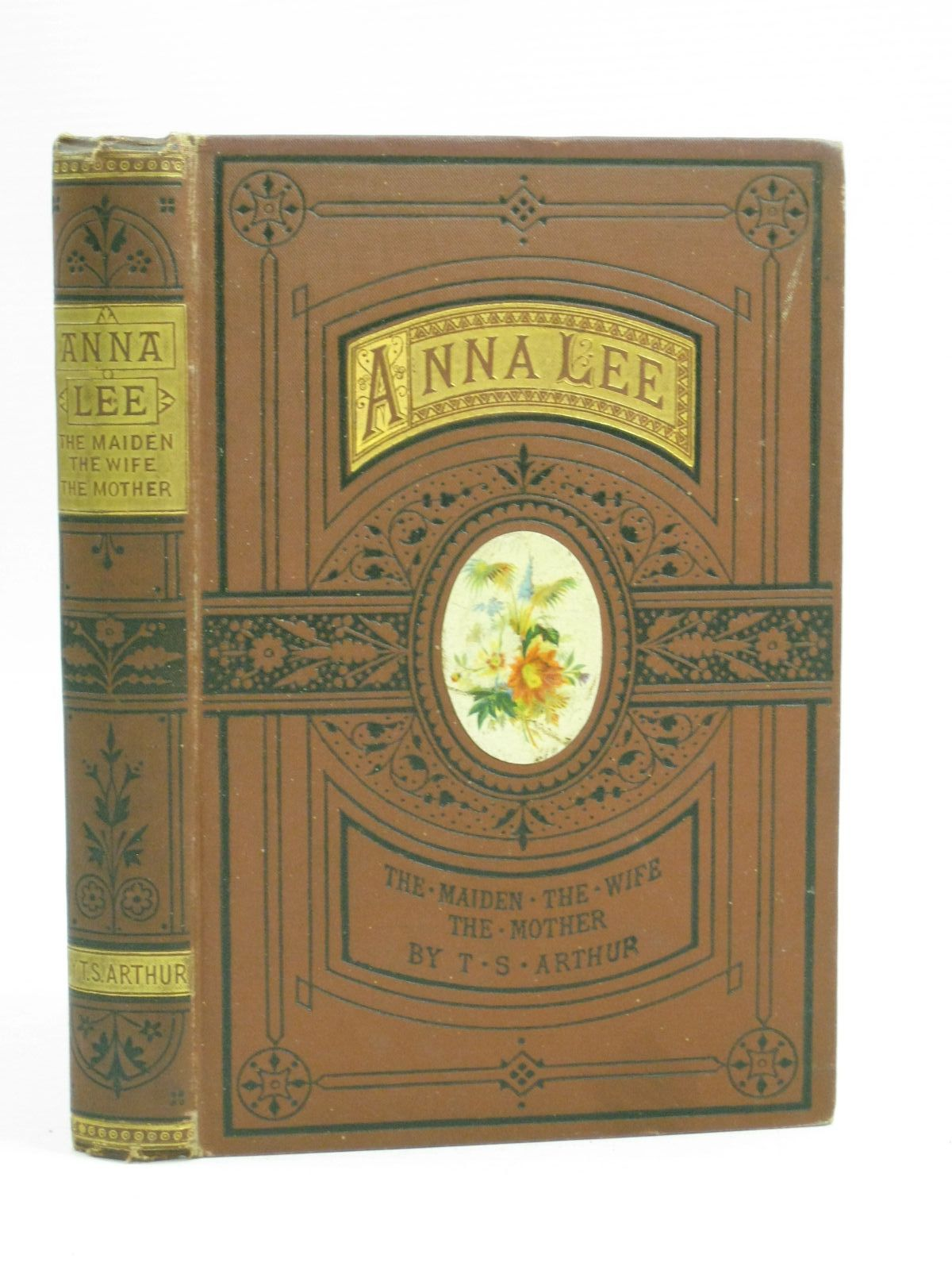 Photo of ANNA LEE written by Arthur, T.S. published by Thomas Nelson & Sons (STOCK CODE: 1505219)  for sale by Stella & Rose's Books