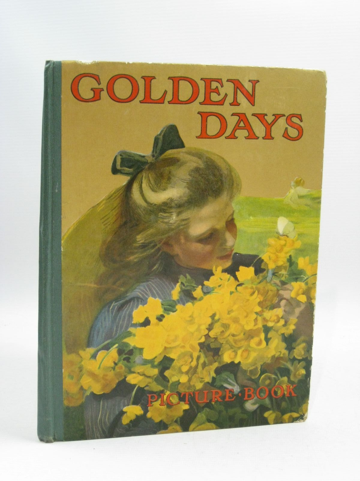 Photo of GOLDEN DAYS PICTURE BOOK written by Rutley, Cecily M.<br />Talbot, Ethel<br />King, Violet<br />Wynne, May<br />et al, illustrated by Aris, Ernest A.<br />Taylor, M.W.<br />Noble, Freda I.<br />Brisley, Nina K.<br />Parker, Frederick<br />et al.,<br />Topham, Inez published by Ward, Lock & Co. Limited (STOCK CODE: 1505239)  for sale by Stella & Rose's Books