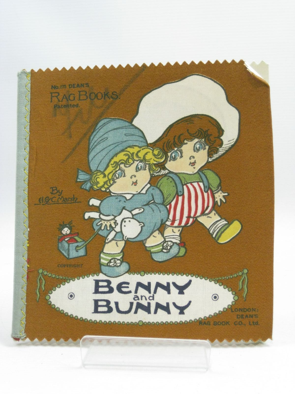 Photo of BENNY AND BUNNY
