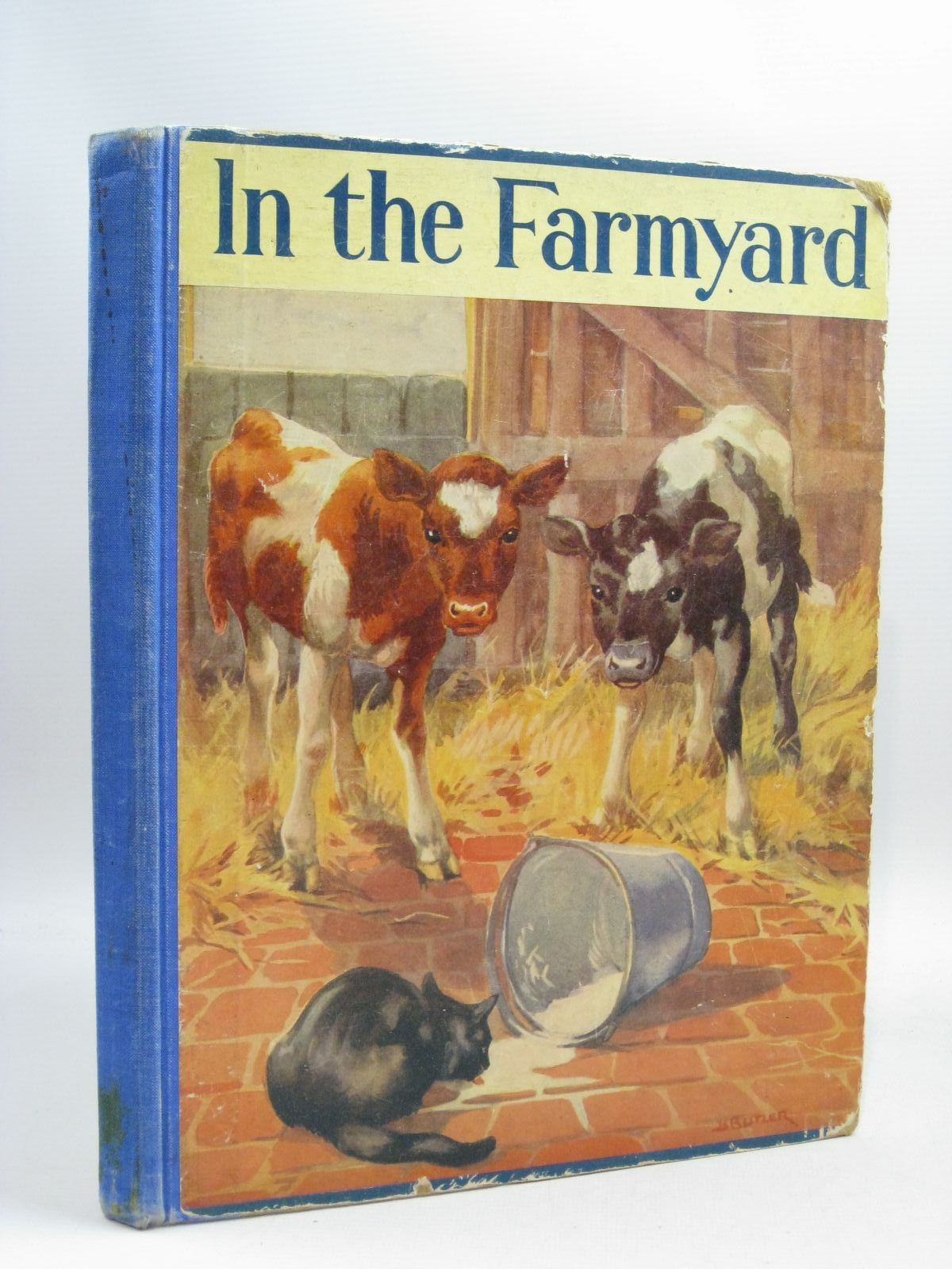 Photo of IN THE FARMYARD illustrated by Butler, B.<br />Foster, W.<br />et al., published by Oxford University Press (STOCK CODE: 1505323)  for sale by Stella & Rose's Books