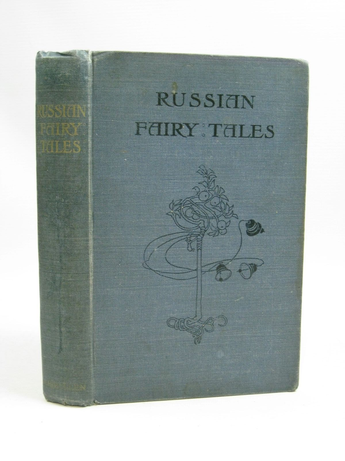 Photo of RUSSIAN FAIRY TALES FROM THE SKAZKI OF POLEVOI written by Bain, R. Nisbet illustrated by Gere, C.M. published by A.H. Bullen (STOCK CODE: 1505368)  for sale by Stella & Rose's Books
