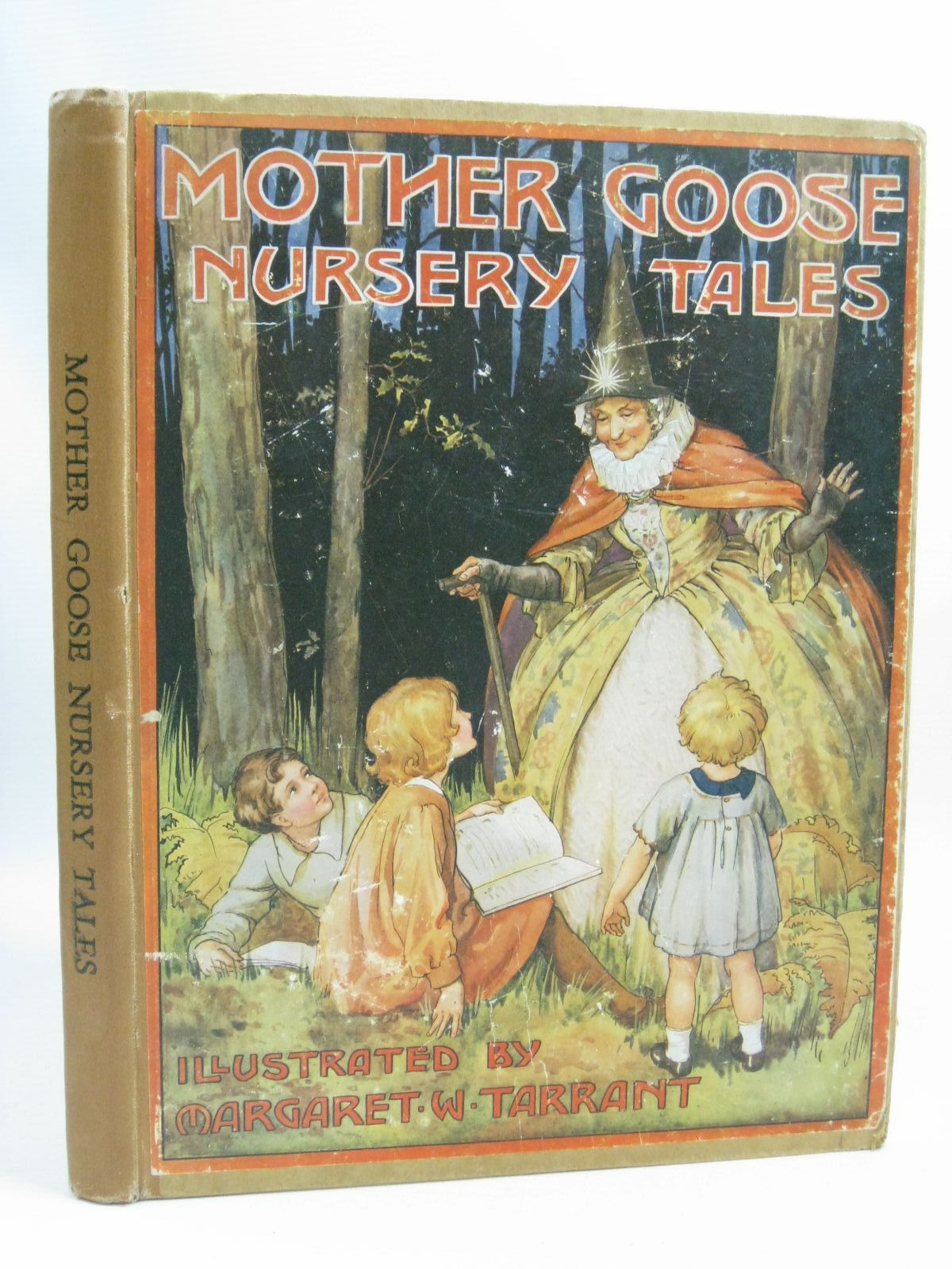 Photo of MOTHER GOOSE NURSERY TALES illustrated by Tarrant, Margaret published by J. Coker & Co. Ltd. (STOCK CODE: 1505406)  for sale by Stella & Rose's Books