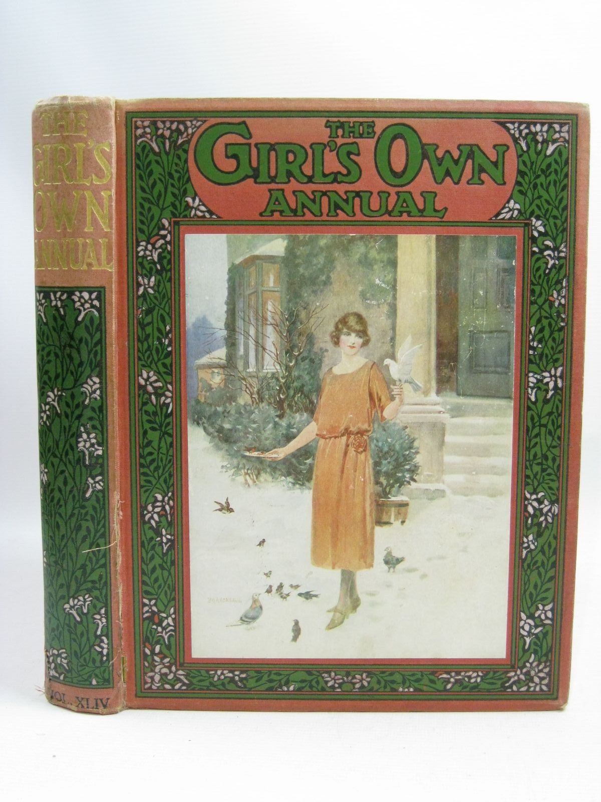 Photo of THE GIRL'S OWN ANNUAL - VOLUME 44 written by Klickmann, Flora published by Girl's Own Paper (STOCK CODE: 1505416)  for sale by Stella & Rose's Books