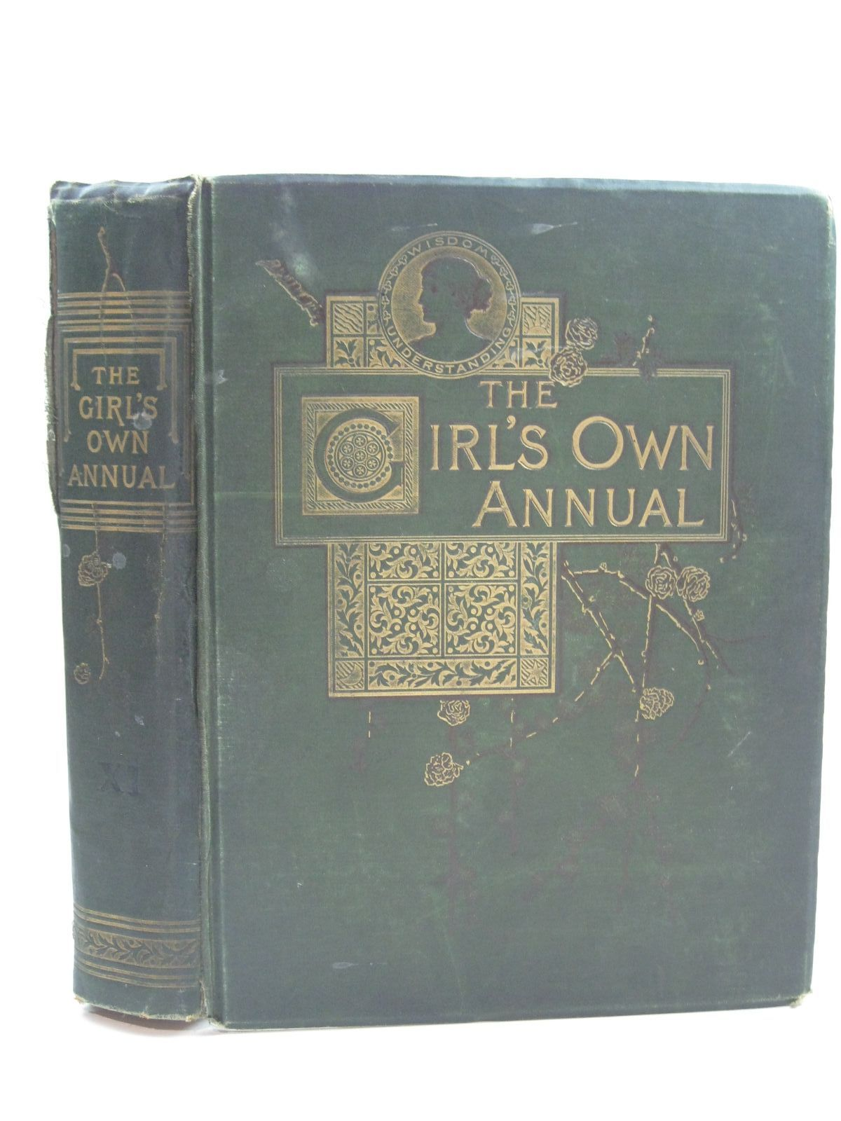 Photo of THE GIRL'S OWN ANNUAL - VOLUME 11 published by Girl's Own Paper (STOCK CODE: 1505427)  for sale by Stella & Rose's Books
