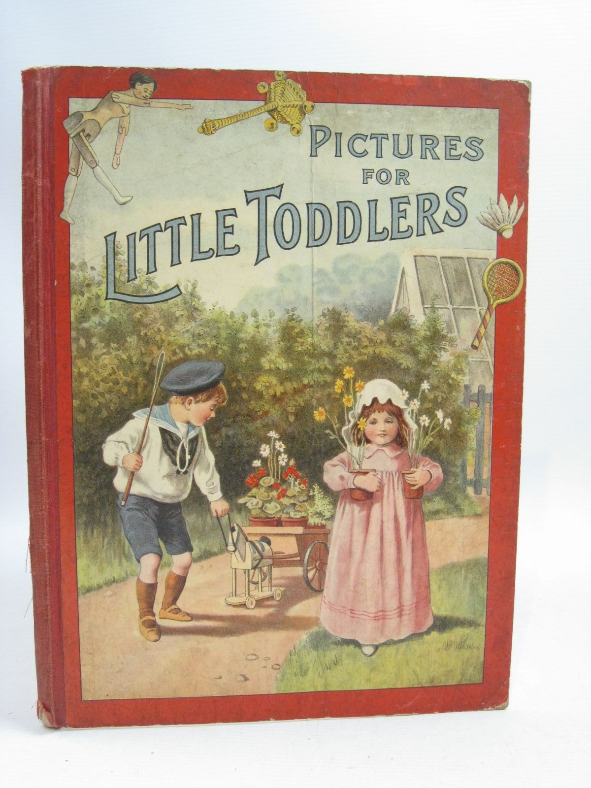 Photo of PICTURES FOR LITTLE TODDLERS published by The Religious Tract Society (STOCK CODE: 1505428)  for sale by Stella & Rose's Books
