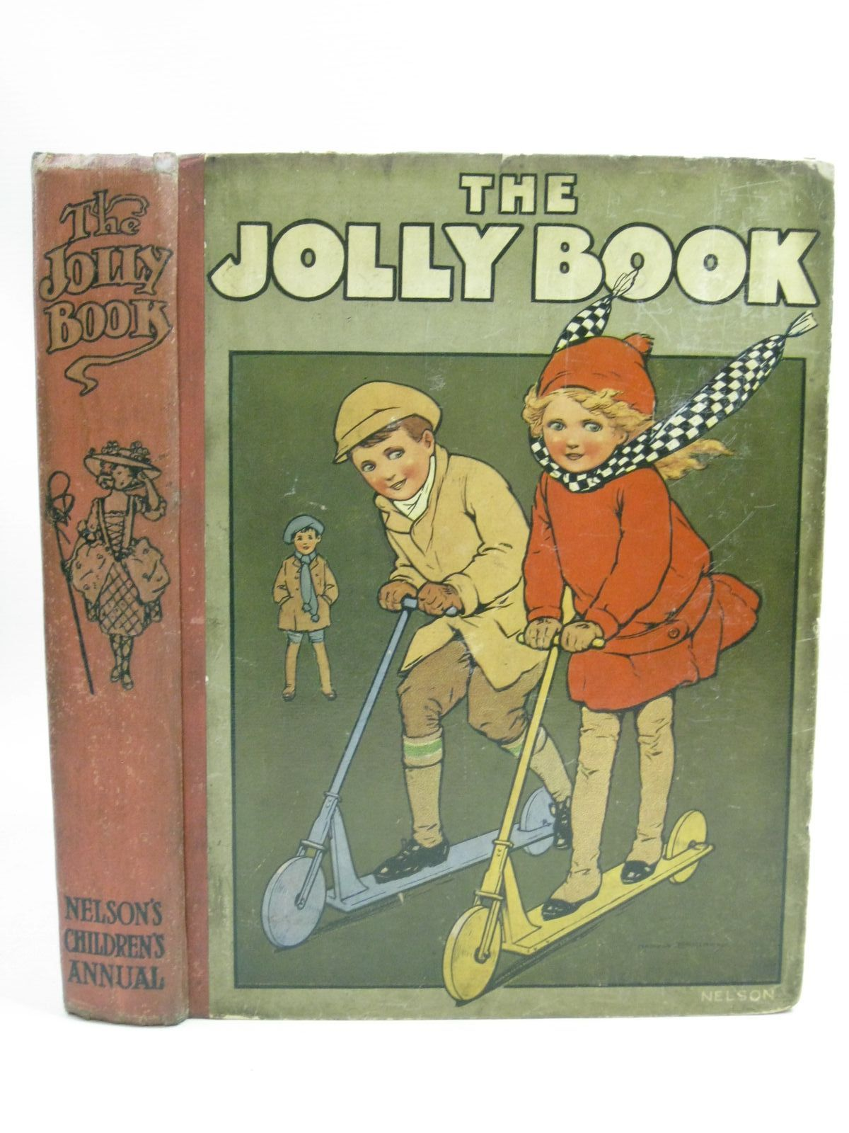 Photo of THE JOLLY BOOK - SEVENTH YEAR written by Shirley, Edward illustrated by Earnshaw, Harold published by Thomas Nelson and Sons Ltd. (STOCK CODE: 1505450)  for sale by Stella & Rose's Books