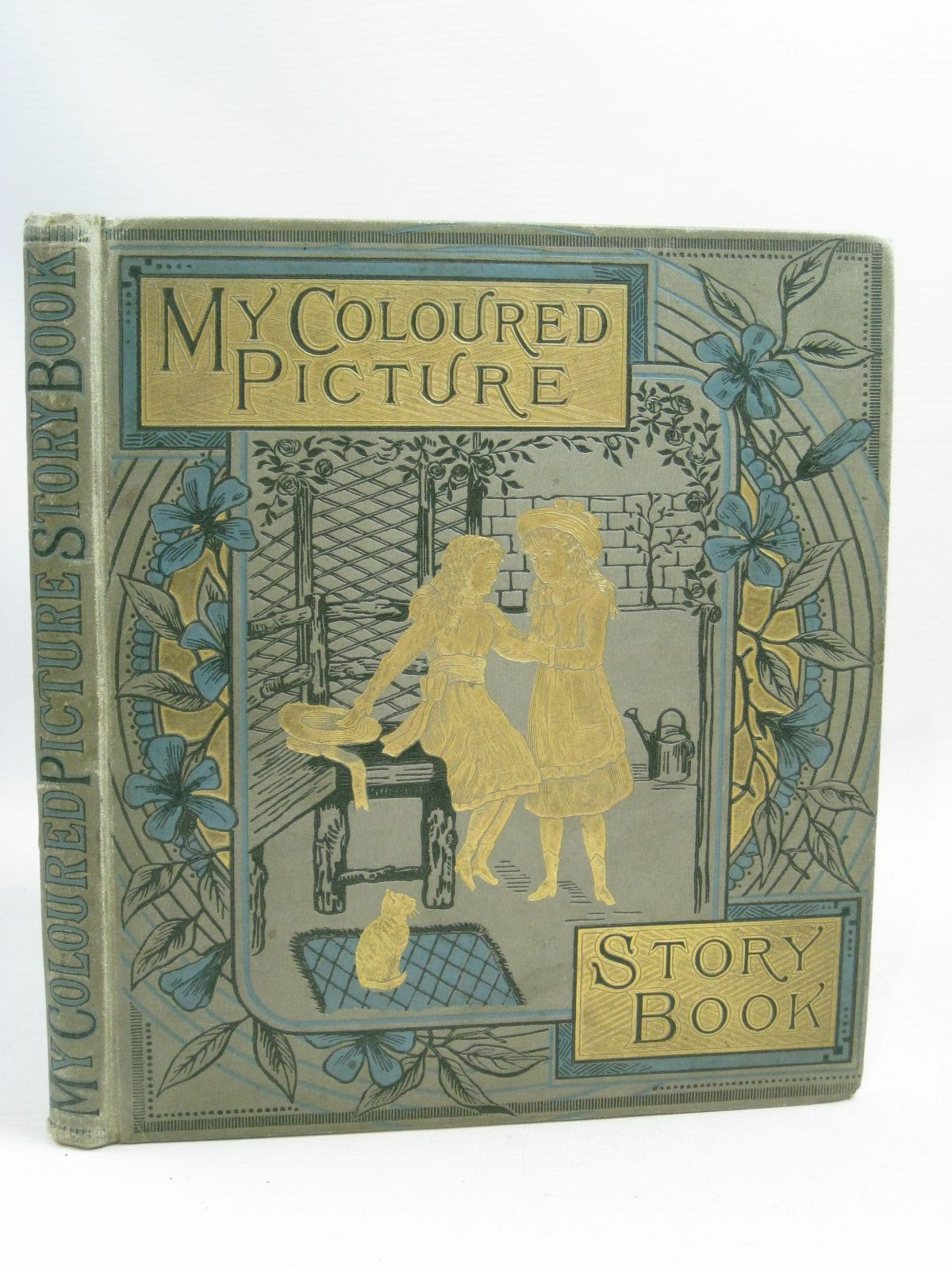 Photo of MY COLOURED PICTURE STORY BOOK published by The Religious Tract Society (STOCK CODE: 1505462)  for sale by Stella & Rose's Books