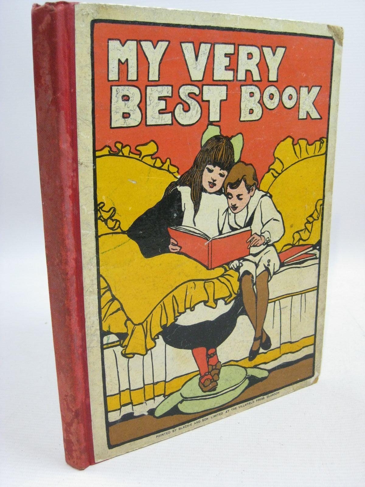 Photo of MY VERY BEST BOOK illustrated by Neilson, Harry B.<br />MD,<br />Hope, R.<br />Brock, H.M.<br />et al., published by Blackie And Son Limited (STOCK CODE: 1505511)  for sale by Stella & Rose's Books