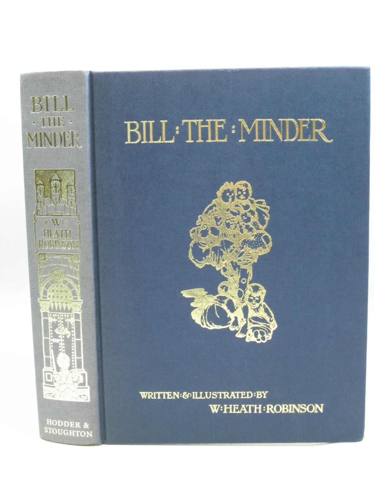 Photo of BILL THE MINDER- Stock Number: 1505543