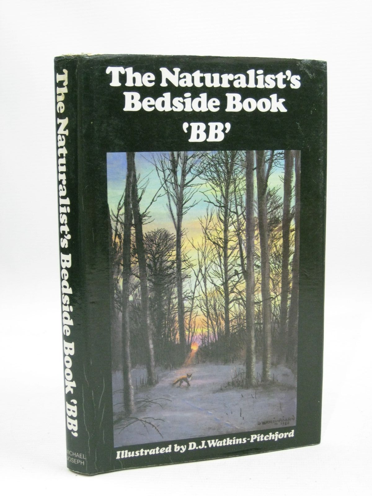 Photo of THE NATURALIST'S BEDSIDE BOOK
