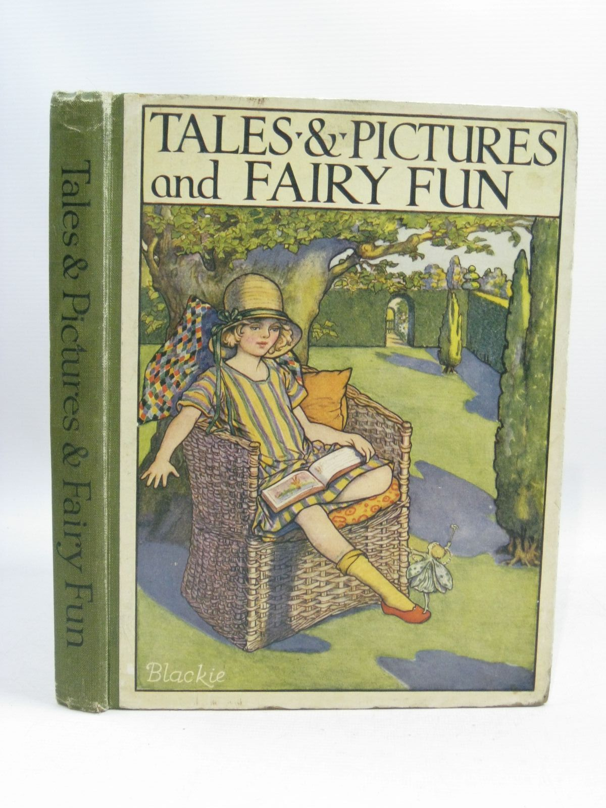 Photo of TALES & PICTUIRES AND FAIRY FUN illustrated by Petherick, Rosa C.<br />Appleton, Honor C.<br />Fraser, Peter<br />Roberts, Lunt<br />Hart, Frank<br />et al., published by Blackie And Son Limited (STOCK CODE: 1505552)  for sale by Stella & Rose's Books
