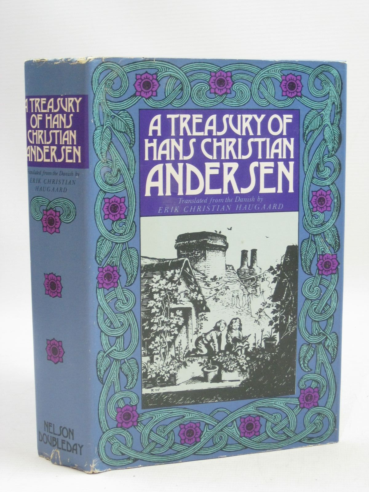 Photo of A TREASURY OF HANS CHRISTIAN ANDERSEN written by Andersen, Hans Christian published by Nelson Doubleday (STOCK CODE: 1505664)  for sale by Stella & Rose's Books