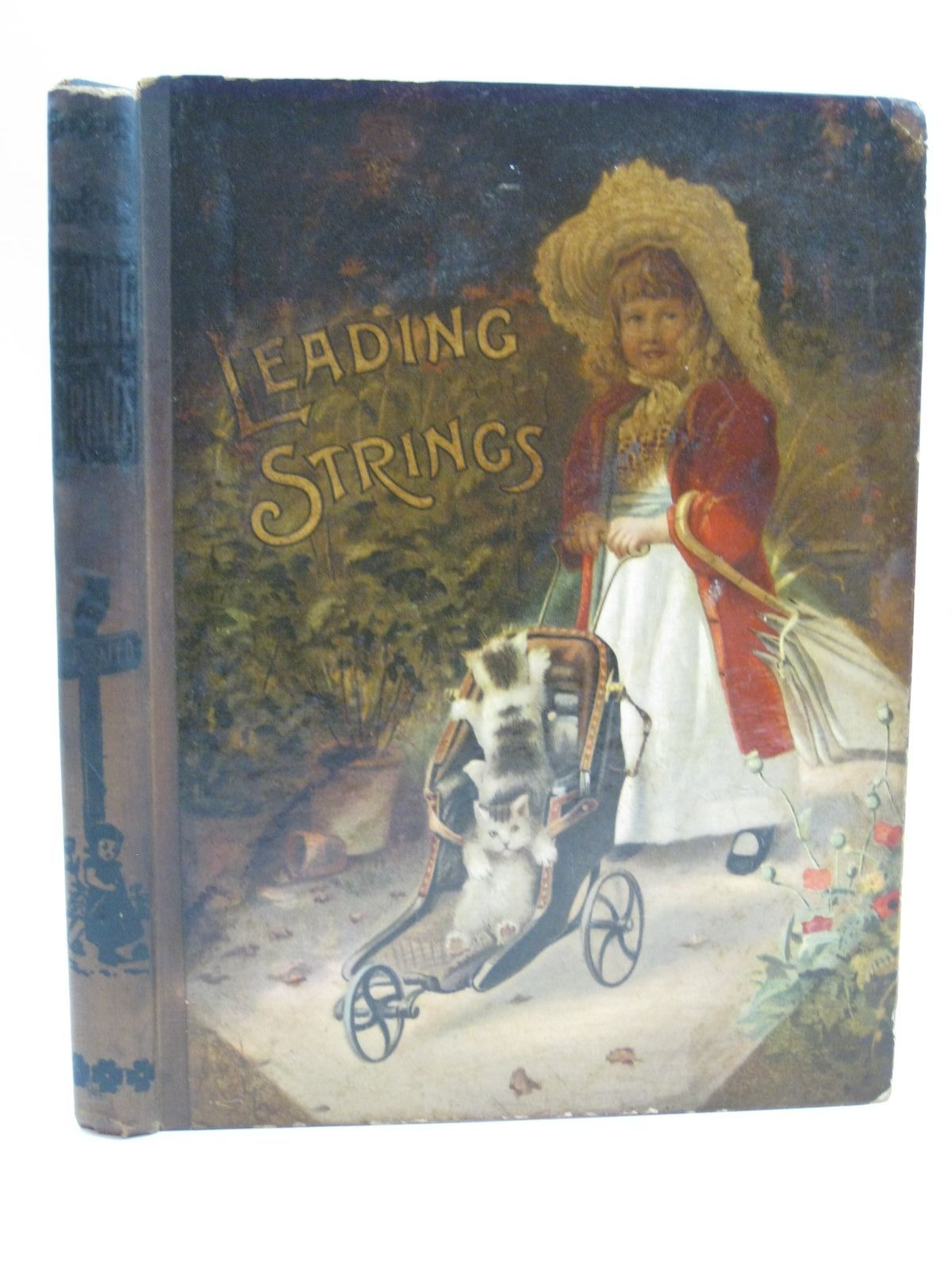Photo of LEADING STRINGS published by Wells Gardner, Darton & Co. (STOCK CODE: 1505697)  for sale by Stella & Rose's Books