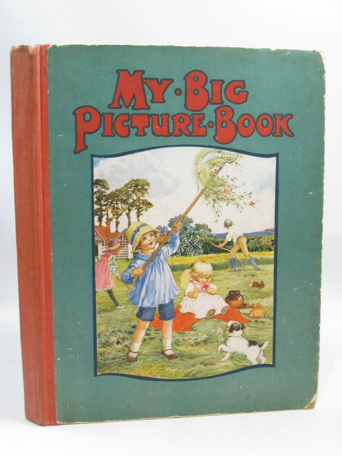 Photo of MY BIG PICTURE BOOK written by Strang, Mrs. Herbert illustrated by Sowerby, Millicent<br />Govey, Lilian A.<br />Rees, E. Dorothy<br />Anderson, Anne<br />et al., published by Humphrey Milford (STOCK CODE: 1505710)  for sale by Stella & Rose's Books
