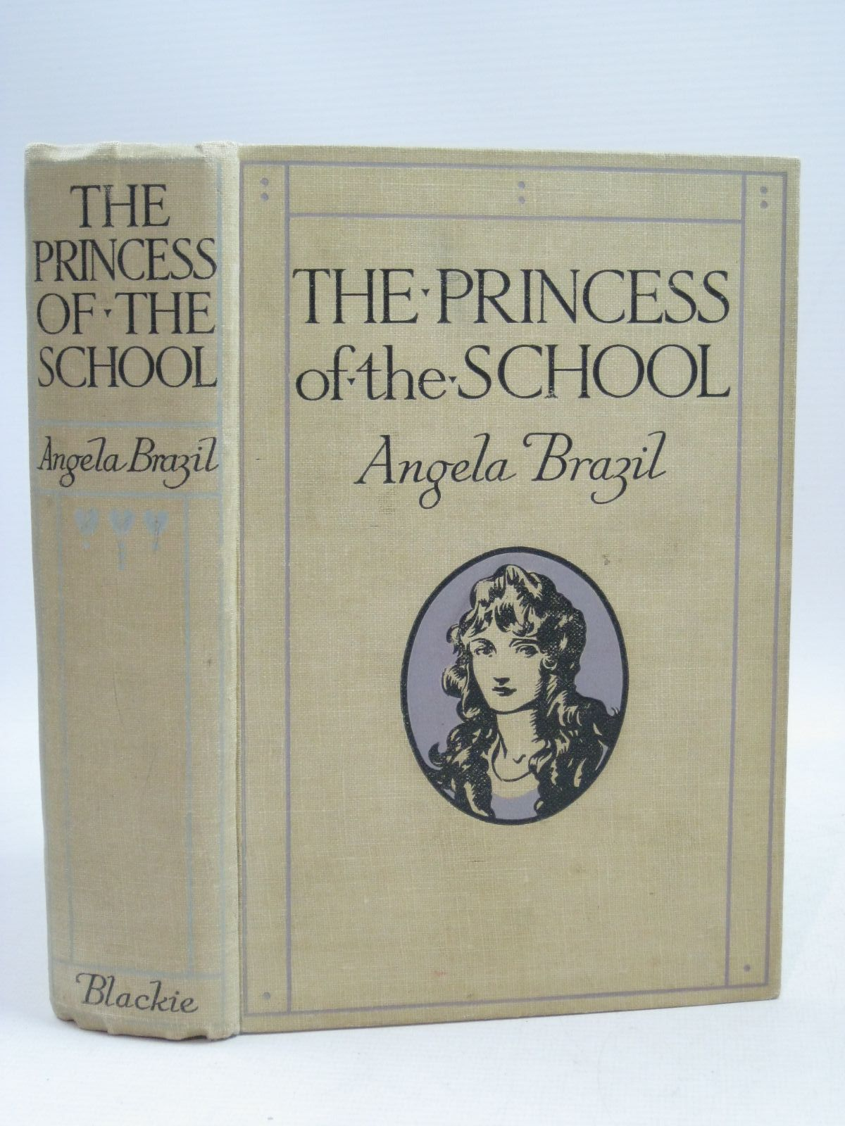 Photo of THE PRINCESS OF THE SCHOOL written by Brazil, Angela illustrated by Wiles, Frank published by Blackie & Son Ltd. (STOCK CODE: 1505757)  for sale by Stella & Rose's Books