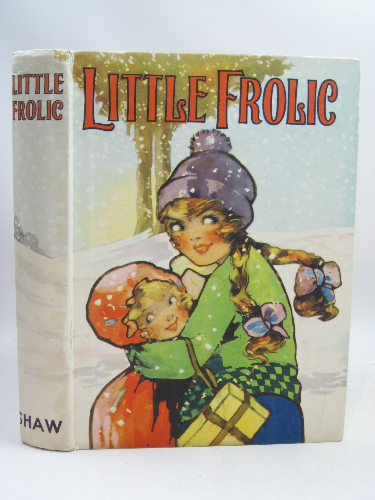 Photo of LITTLE FROLIC illustrated by Cowham, Hilda<br />Aris, Ernest A.<br />Lambert, H.G.C. Marsh<br />et al., published by John F. Shaw & Co Ltd. (STOCK CODE: 1505771)  for sale by Stella & Rose's Books