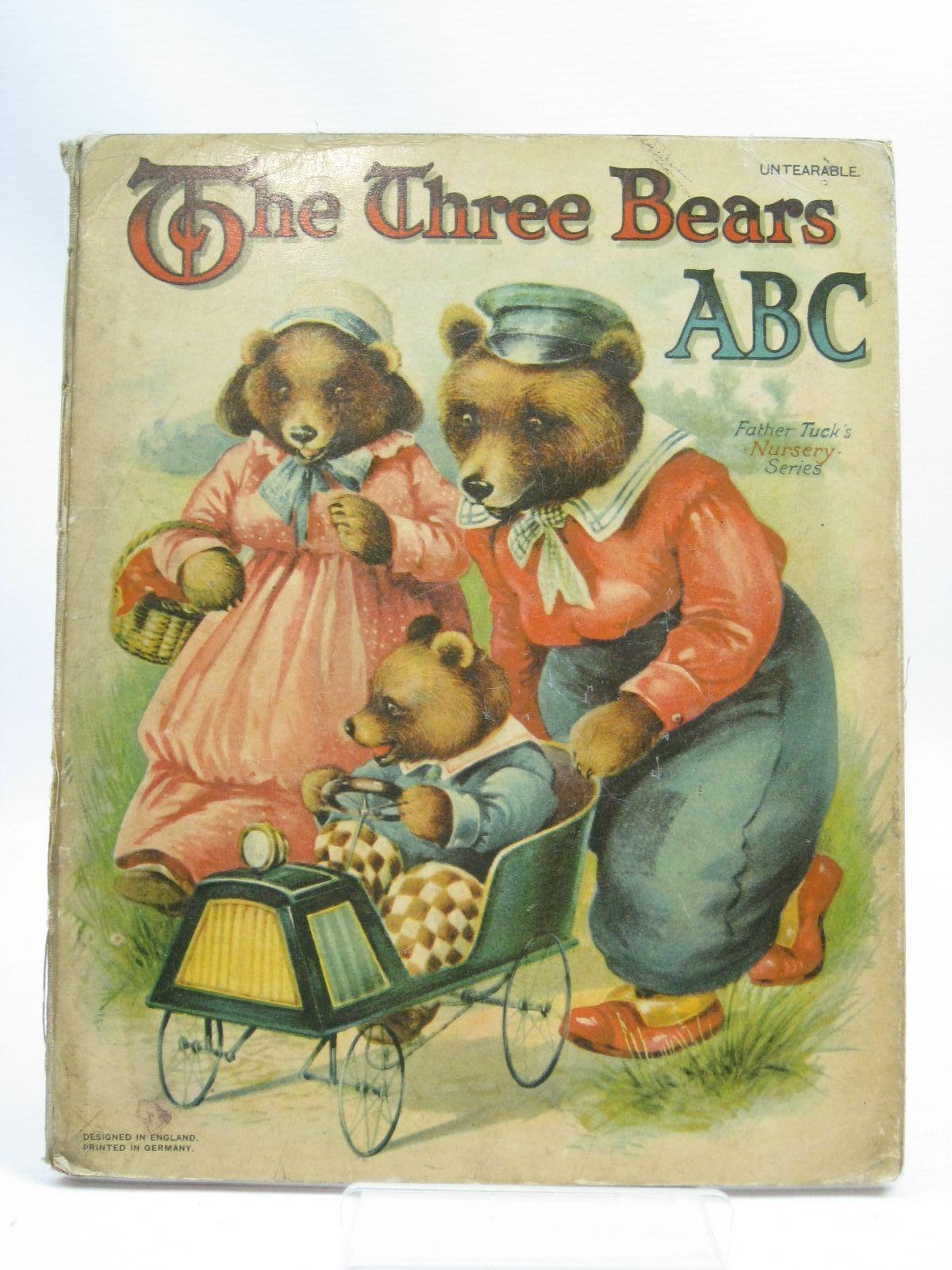 Photo of THE THREE BEARS ABC