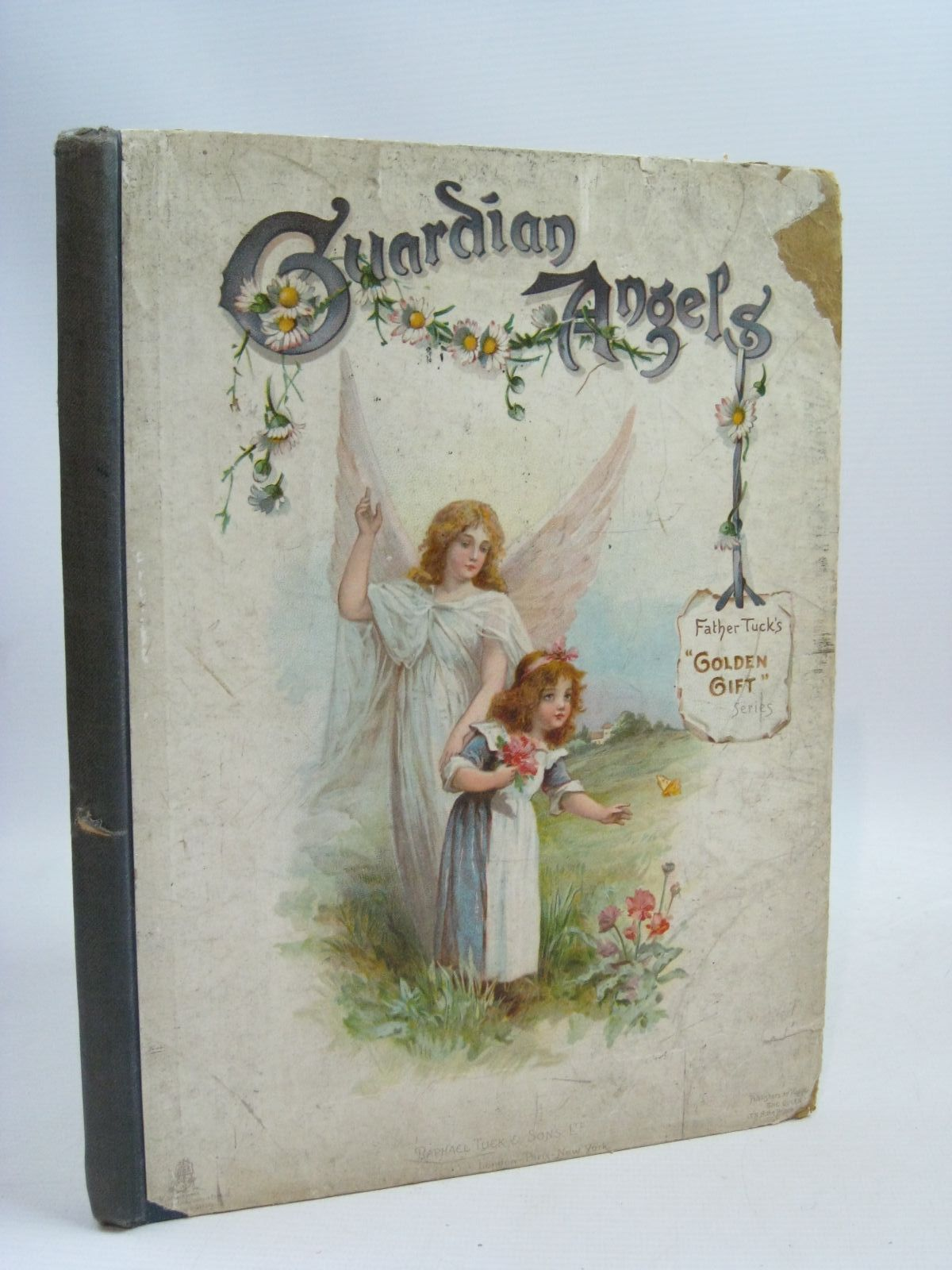 Photo of GUARDIAN ANGELS written by Hopper, Nora<br />Burnside, Helen M.<br />Hoyer, M.A.<br />et al,  illustrated by Dixon, A.<br />Brundage, Frances<br />Bowley, M.<br />et al.,  published by Raphael Tuck & Sons Ltd. (STOCK CODE: 1505808)  for sale by Stella & Rose's Books