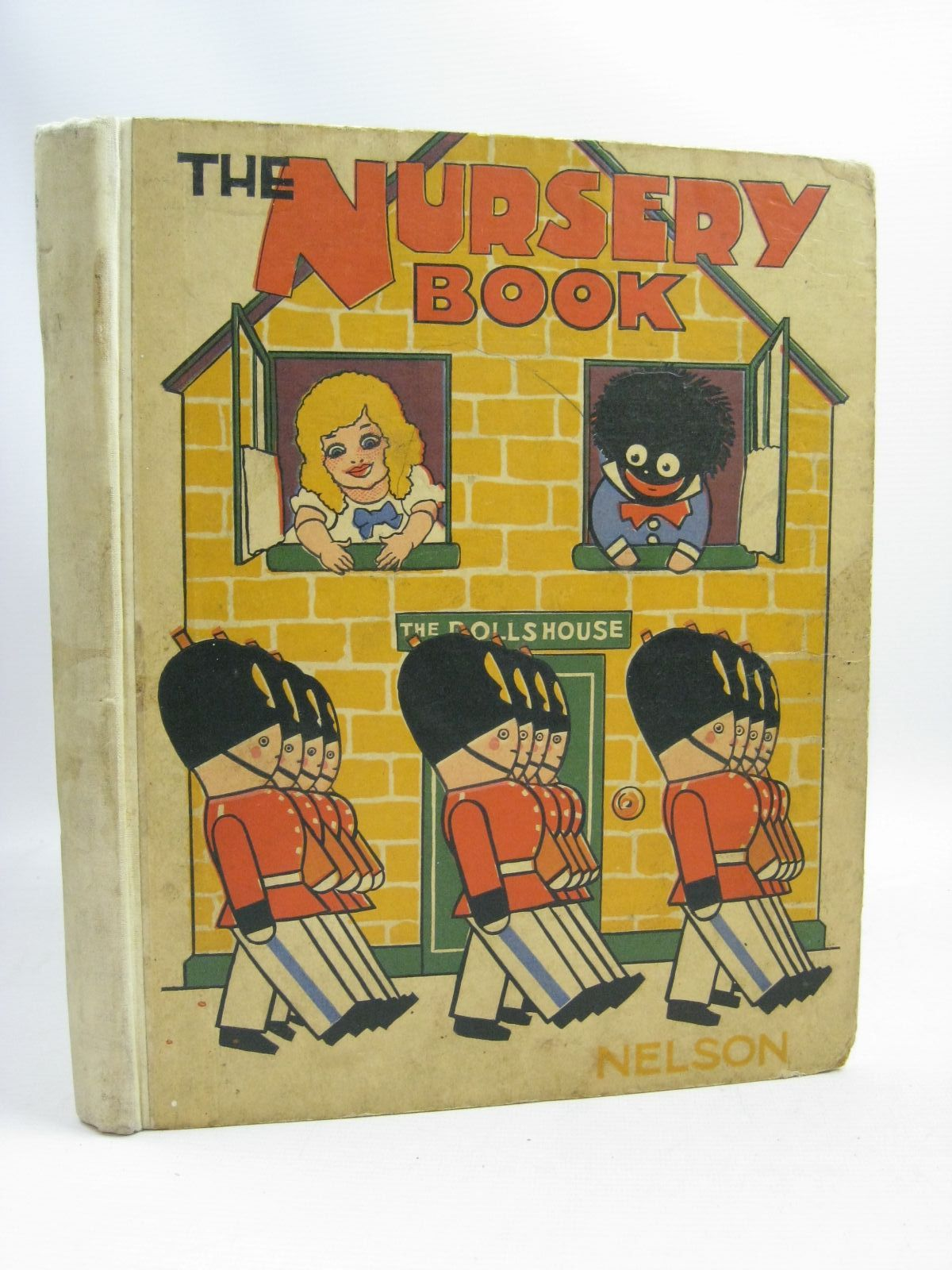 Photo of THE NURSERY BOOK published by Thomas Nelson and Sons Ltd. (STOCK CODE: 1505817)  for sale by Stella & Rose's Books