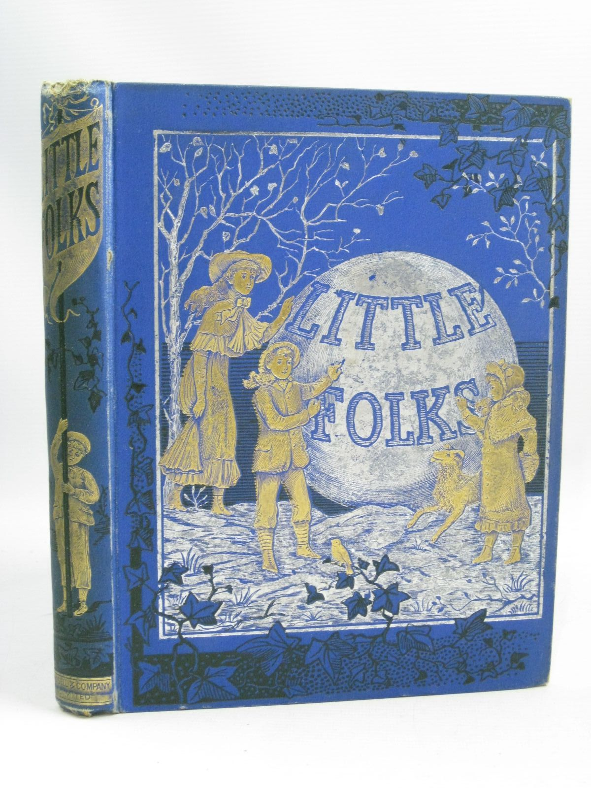 Photo of LITTLE FOLKS VOL 15 published by Cassell, Petter, Galpin & Co. (STOCK CODE: 1505821)  for sale by Stella & Rose's Books
