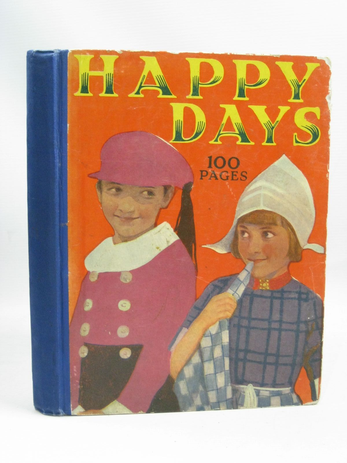 Photo of HAPPY DAYS written by Methley, Violet M.<br />Rutley, Cecily M.<br />Oldmeadow, Katharine<br />Leonard, Bertha<br />Tynan, Katharine<br />et al, illustrated by Beaman, S.G. Hulme<br />Cowham, Hilda<br />Anderson, Anne<br />Lambert, H.G.C. Marsh<br />et al., published by The Children's Press (STOCK CODE: 1505845)  for sale by Stella & Rose's Books