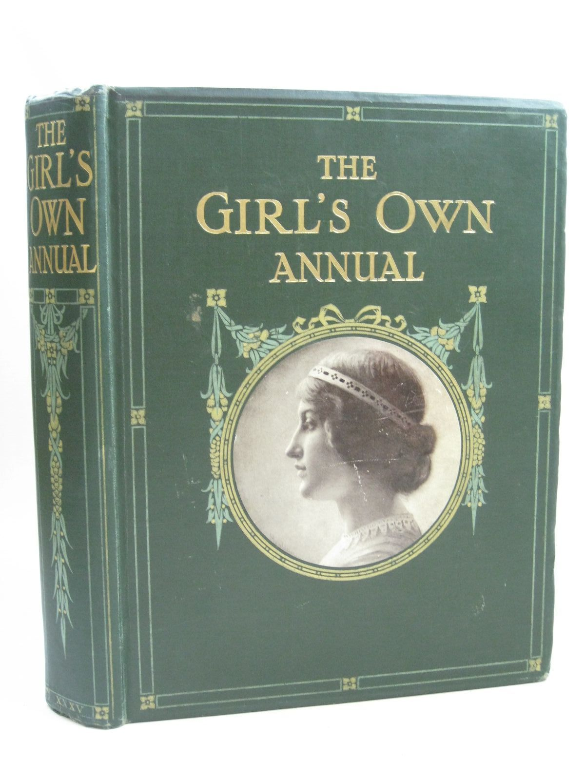Photo of THE GIRL'S OWN ANNUAL VOLUME XXXV