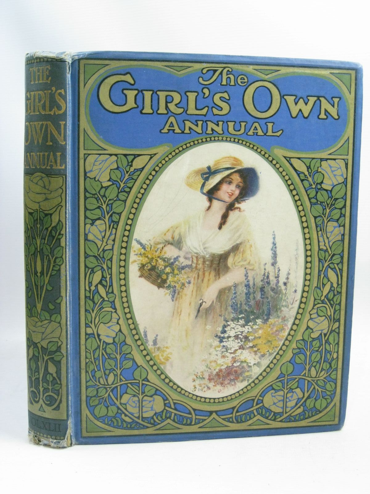 Photo of THE GIRL'S OWN ANNUAL VOL XLII