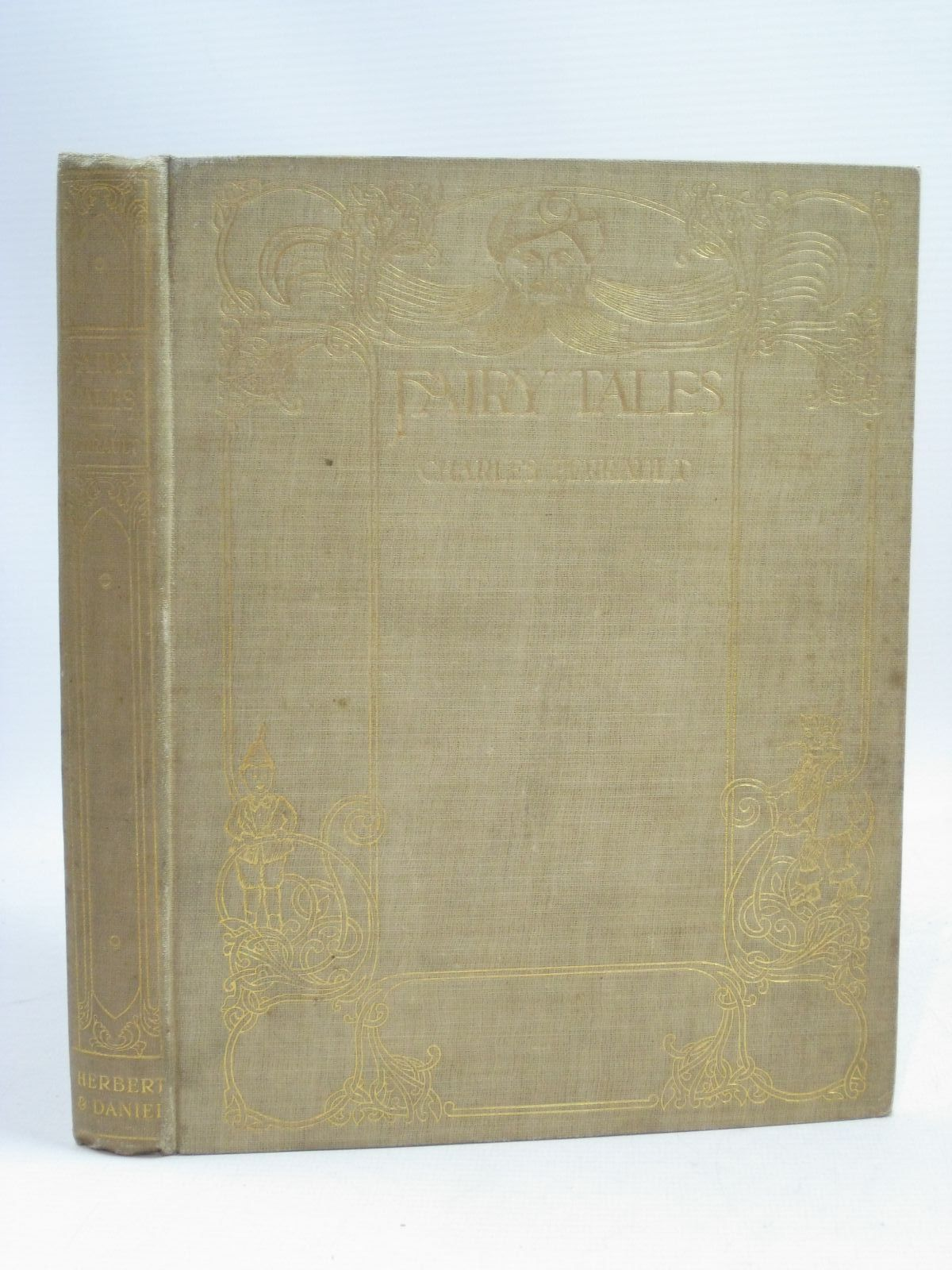 Photo of PERRAULT'S FAIRY TALES written by Perrault, Charles<br />Littlewood, S.R. illustrated by Appleton, Honor C. published by Herbert & Daniel (STOCK CODE: 1505892)  for sale by Stella & Rose's Books