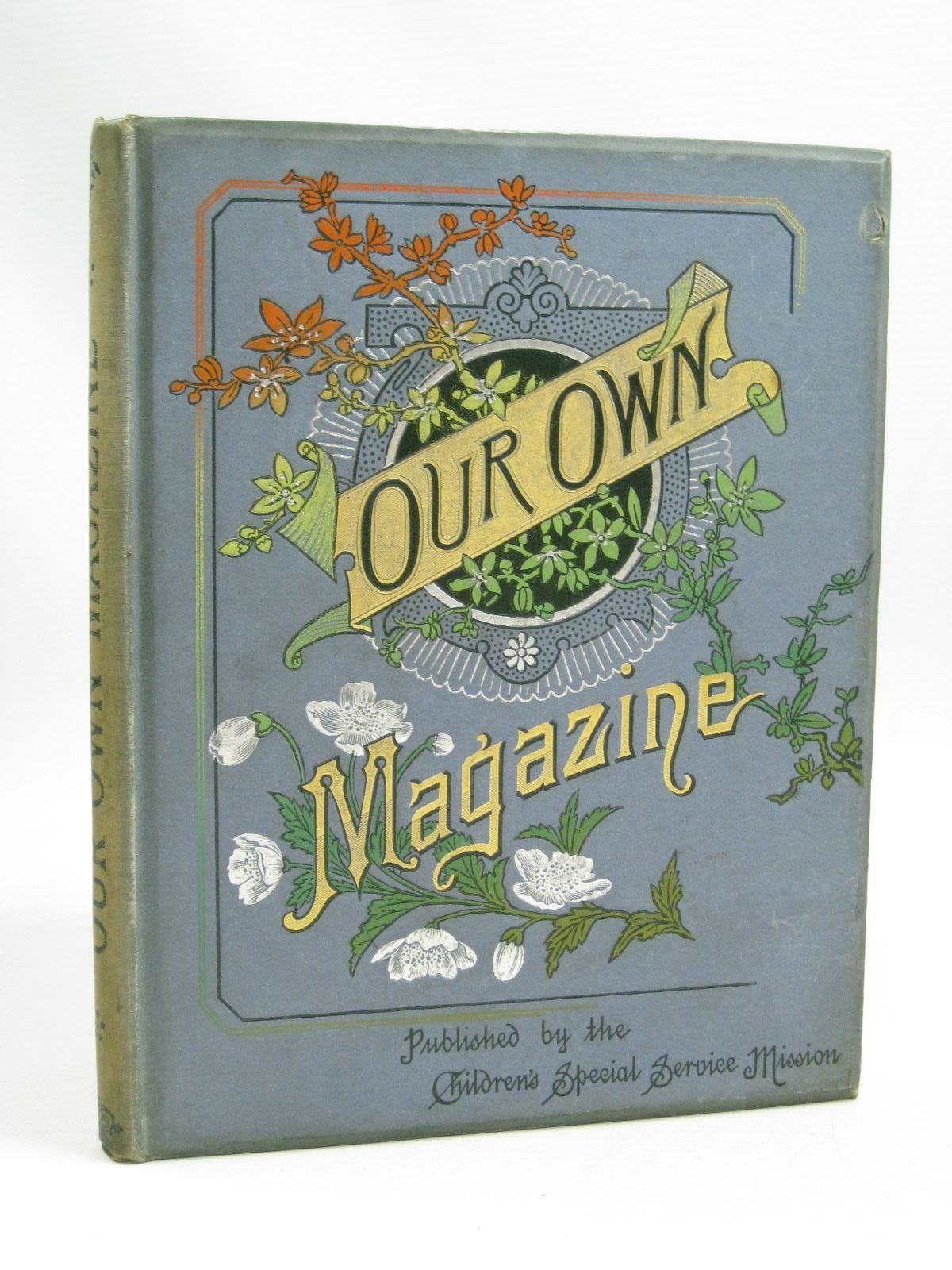 Photo of OUR OWN MAGAZINE VOLUME XII written by Bishop, T.B. published by The Children's Special Service Mission (STOCK CODE: 1505899)  for sale by Stella & Rose's Books