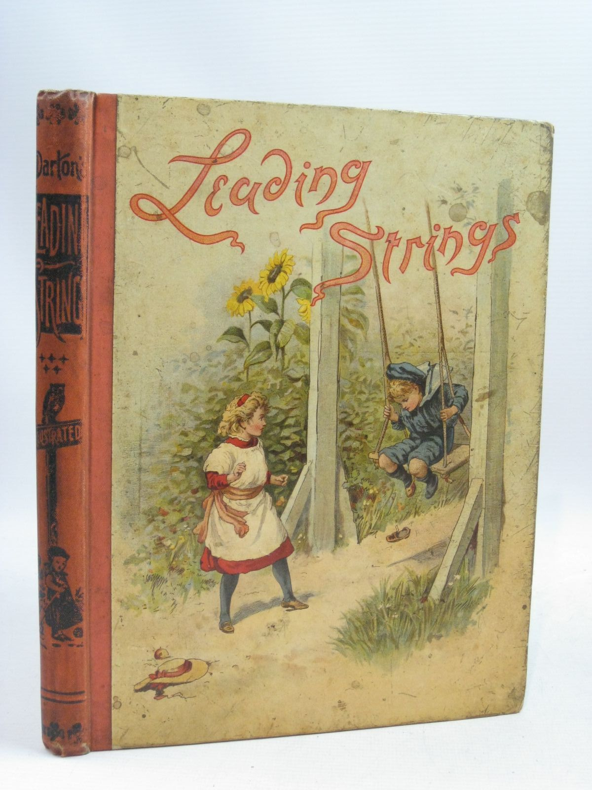 Photo of LEADING STRINGS published by Wells Gardner, Darton & Co. (STOCK CODE: 1505921)  for sale by Stella & Rose's Books