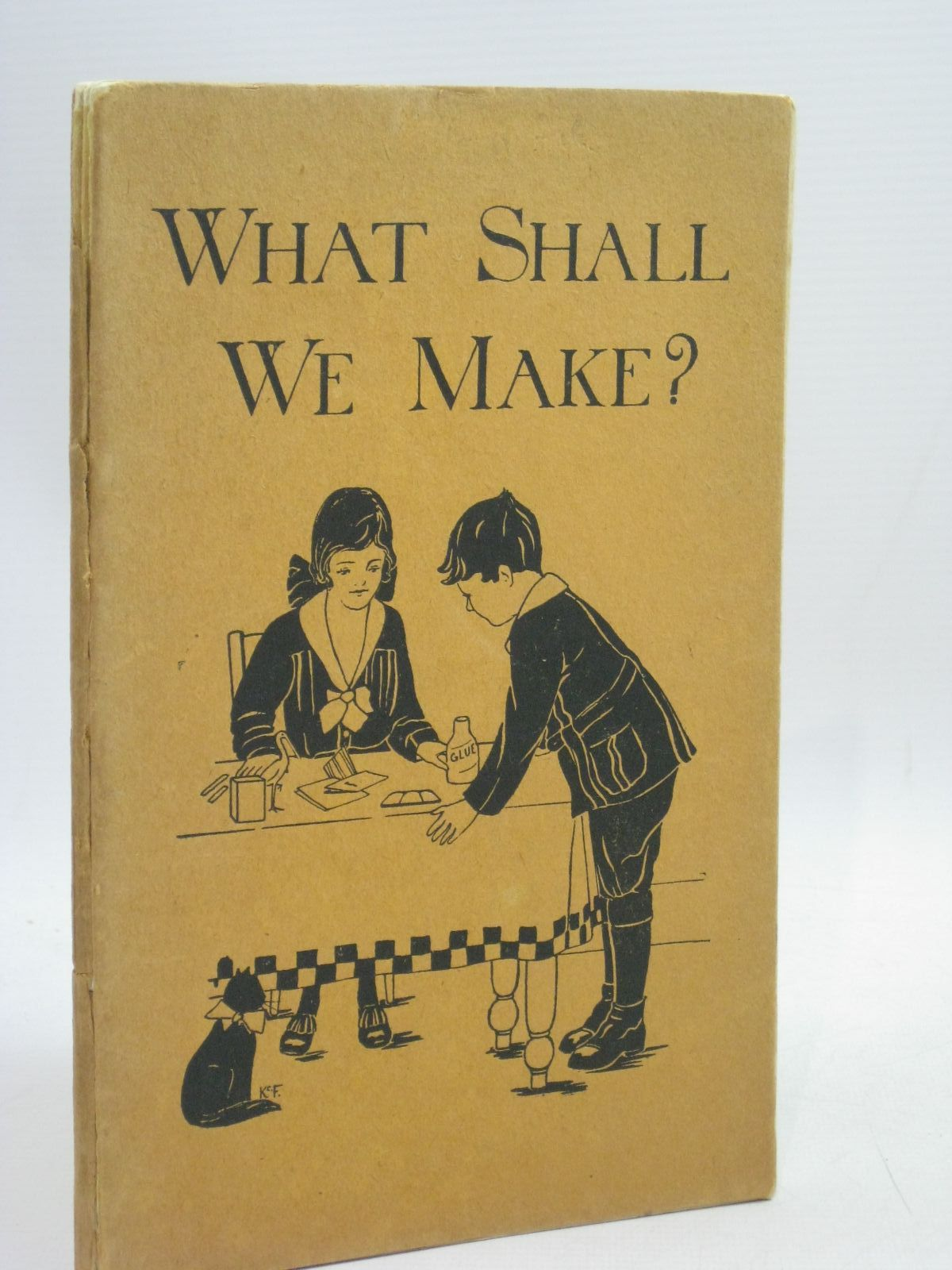Photo of WHAT SHALL WE MAKE? written by Foster, Margaret La Trobe published by Church Missionary Society (STOCK CODE: 1505928)  for sale by Stella & Rose's Books