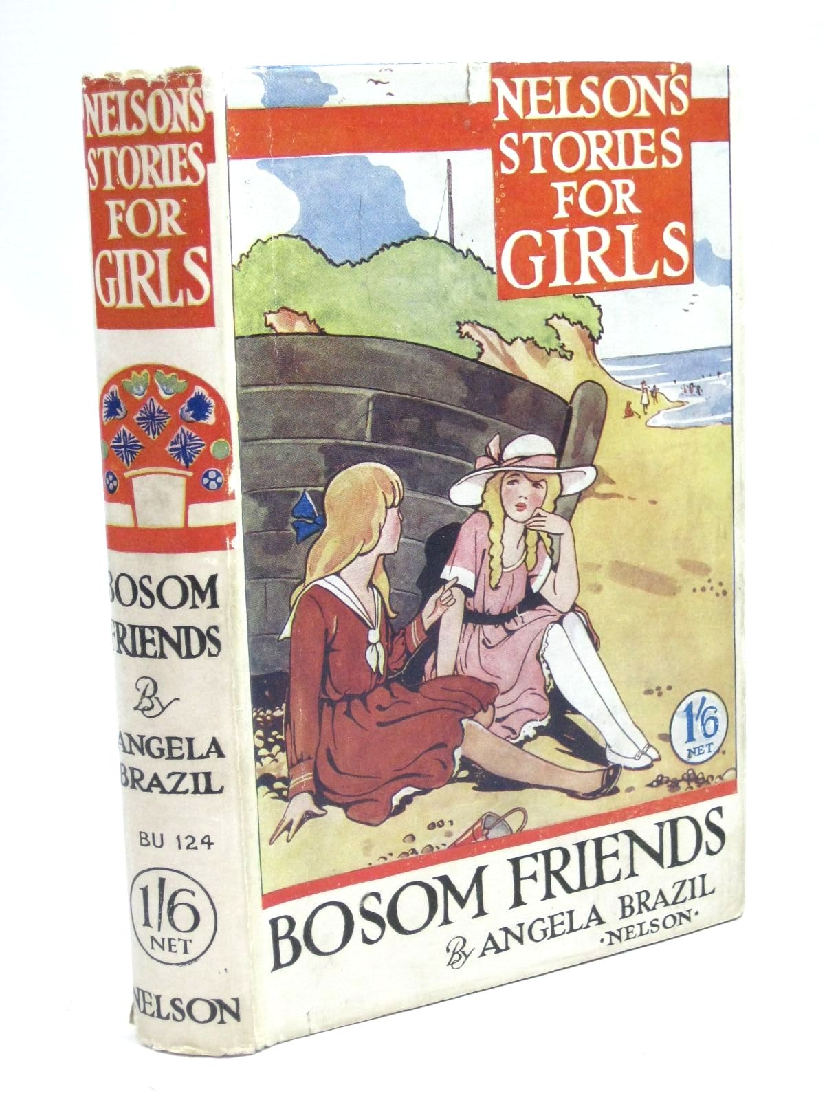 Photo of BOSOM FRIENDS written by Brazil, Angela illustrated by Wylie, Jenny published by Thomas Nelson and Sons Ltd. (STOCK CODE: 1505965)  for sale by Stella & Rose's Books