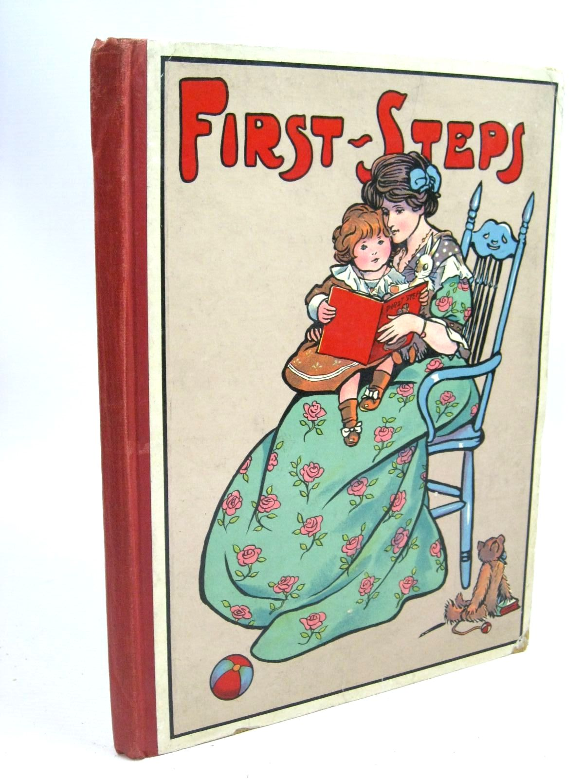 Photo of FIRST STEPS written by Marsh, Mabel A. illustrated by Petherick, Rosa C.<br />Macgregor, Angusine<br />Hartley, J.H.<br />Hardy, Florence<br />Neilson, Harry B.<br />et al., published by Henry Frowde, Hodder & Stoughton (STOCK CODE: 1505974)  for sale by Stella & Rose's Books