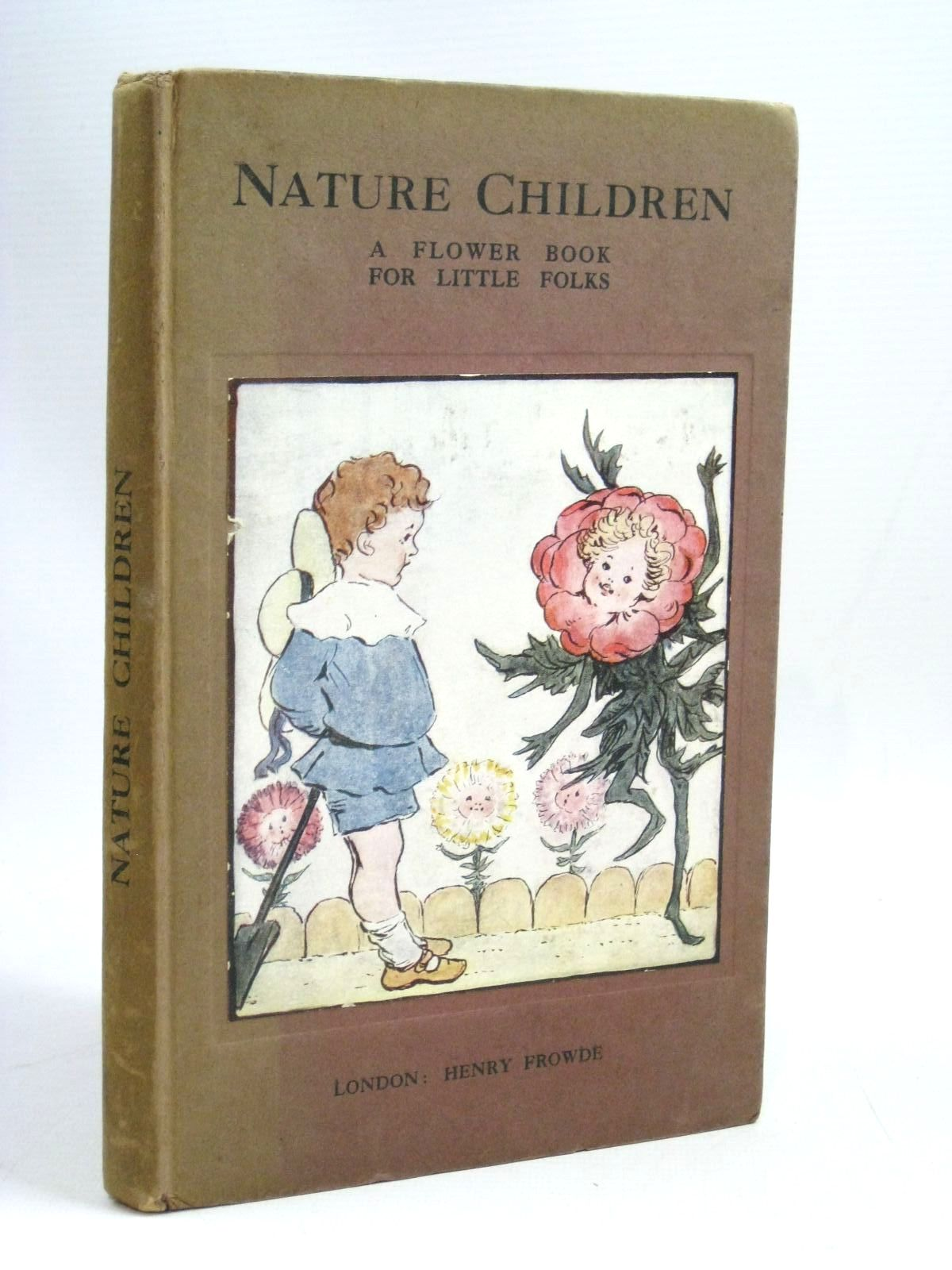 Photo of NATURE CHILDREN written by Faulding, Gertrude M. illustrated by Marsh, Eleanor S. published by Henry Frowde, Oxford University Press (STOCK CODE: 1505984)  for sale by Stella & Rose's Books