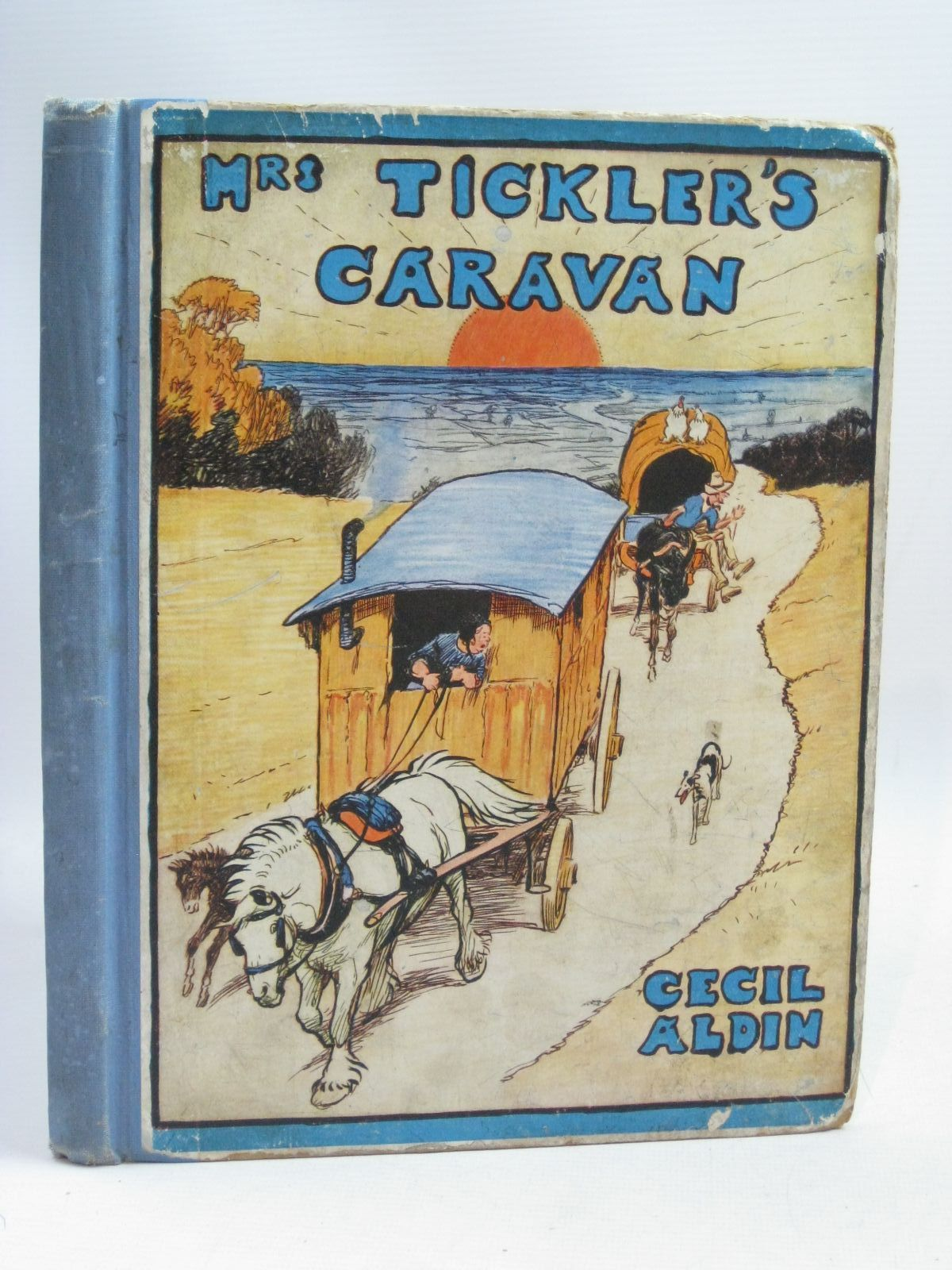 Photo of MRS. TICKLER'S CARAVAN A STORY FOR CHILDREN
