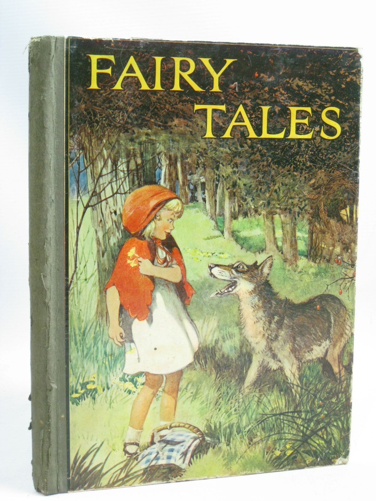 Photo of FAIRY TALES illustrated by Brisley, Nina K.<br />et al., published by Ward, Lock & Co. Ltd. (STOCK CODE: 1506016)  for sale by Stella & Rose's Books