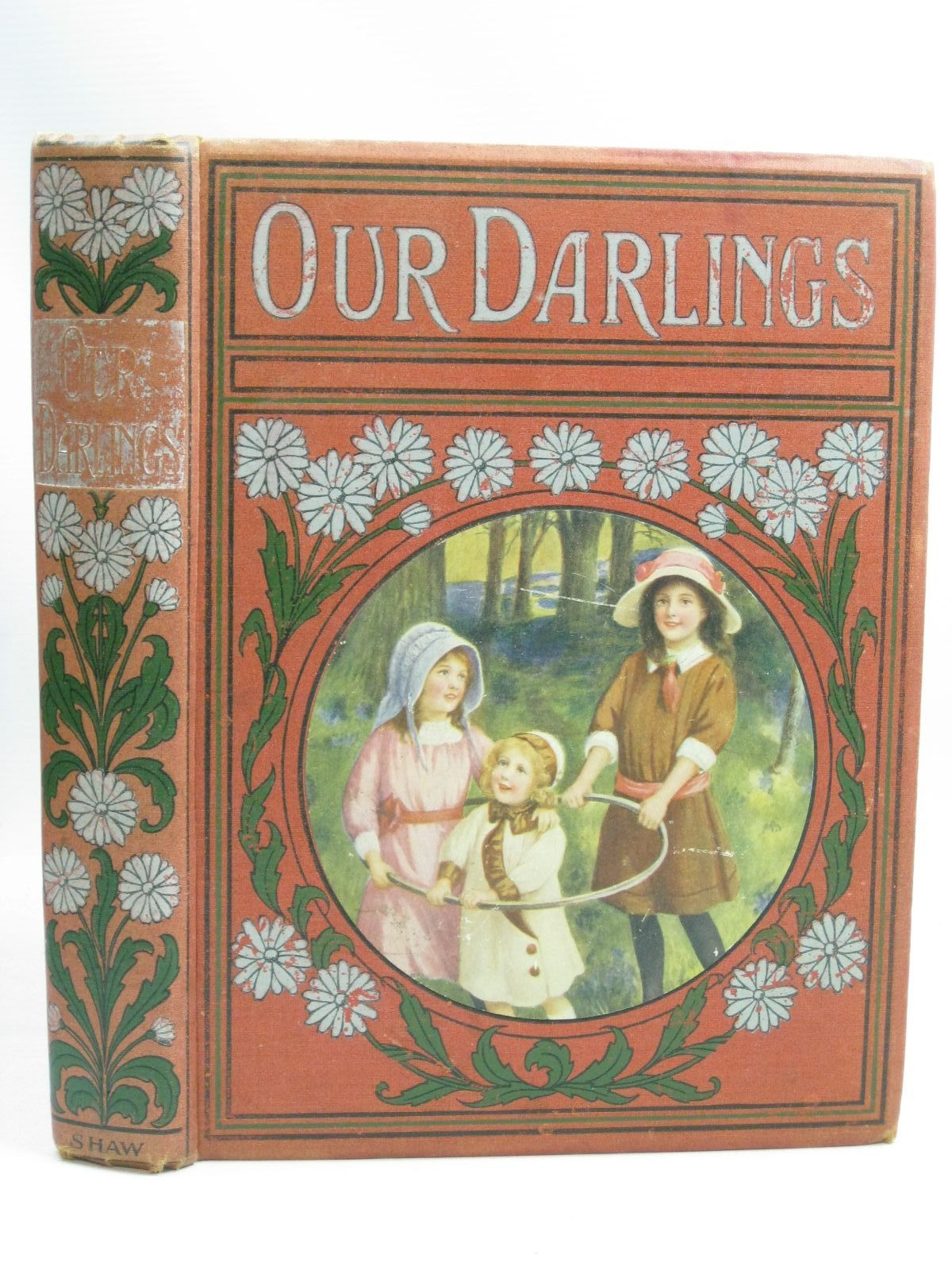 Photo of OUR DARLINGS written by Corbett, Mrs. George<br />et al,  illustrated by Aris, Ernest A.<br />Wain, Louis<br />et al.,  published by John F. Shaw & Co Ltd. (STOCK CODE: 1506020)  for sale by Stella & Rose's Books