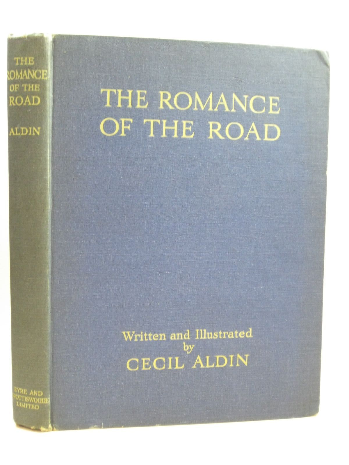 Photo of THE ROMANCE OF THE ROAD