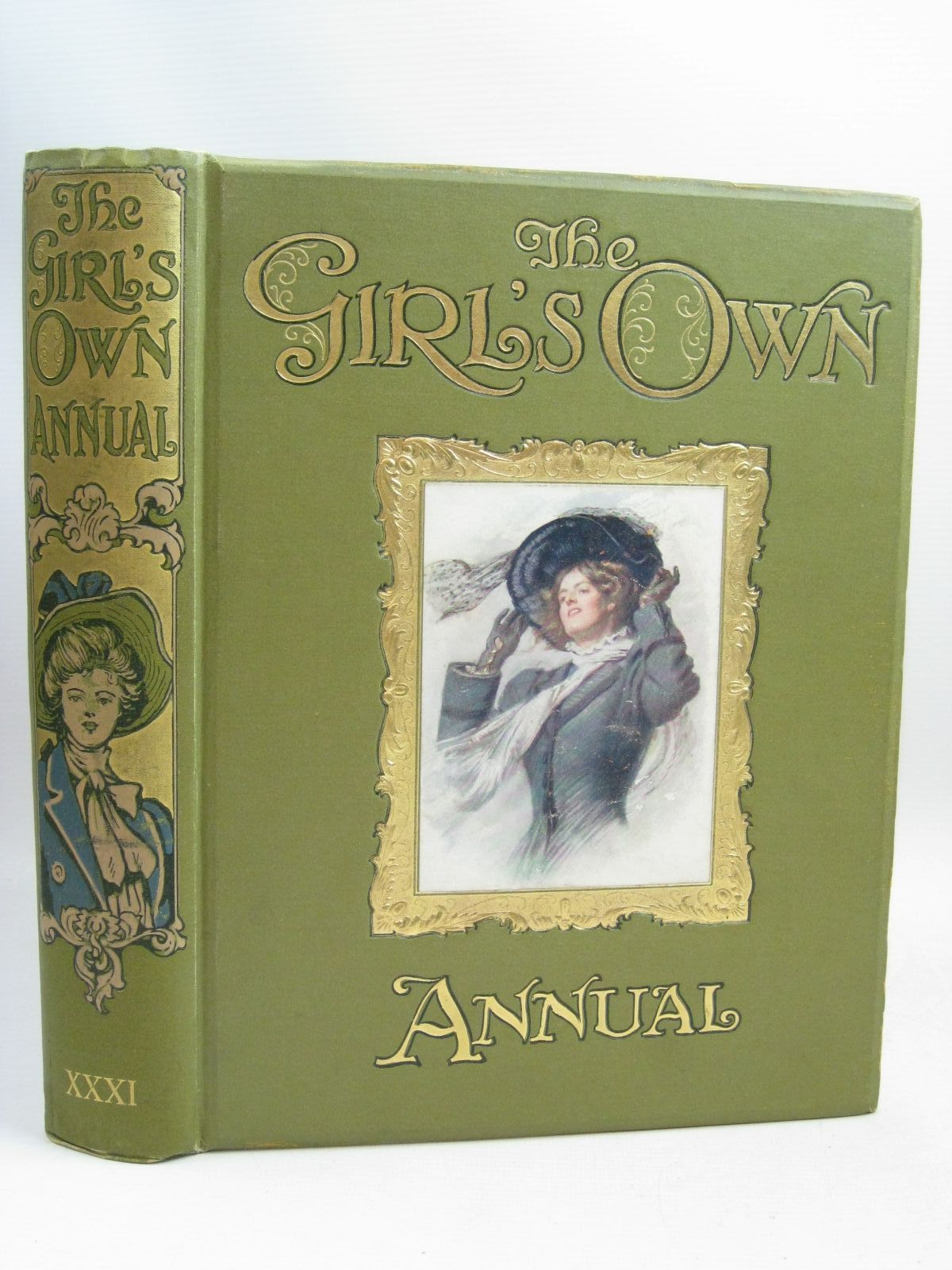 Photo of THE GIRL'S OWN ANNUAL VOL XXXI