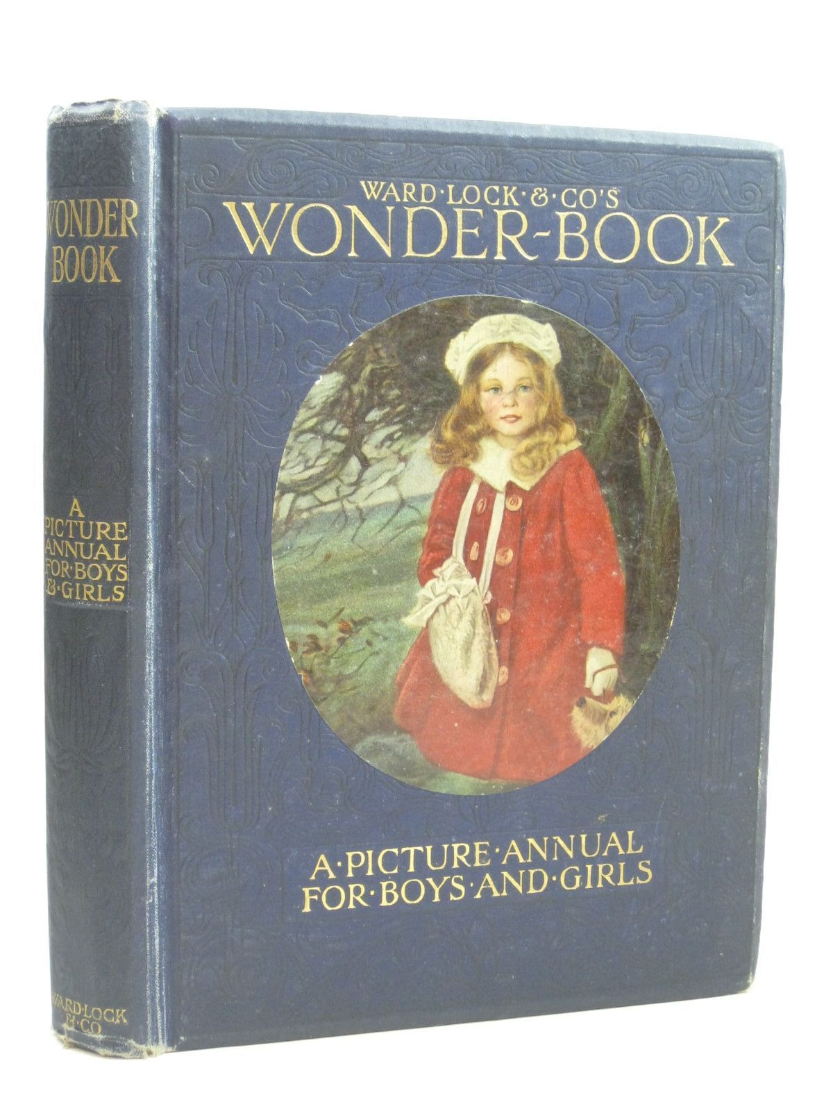 Photo of WARD LOCK & CO'S WONDER BOOK 1913 written by Golding, Harry<br />Pope, Jessie<br />Lambert, H.G.C. Marsh<br />et al, illustrated by Henshall, Henry<br />Maybank, Thomas<br />Cooke, Arthur<br />et al., published by Ward, Lock & Co. Ltd. (STOCK CODE: 1506067)  for sale by Stella & Rose's Books
