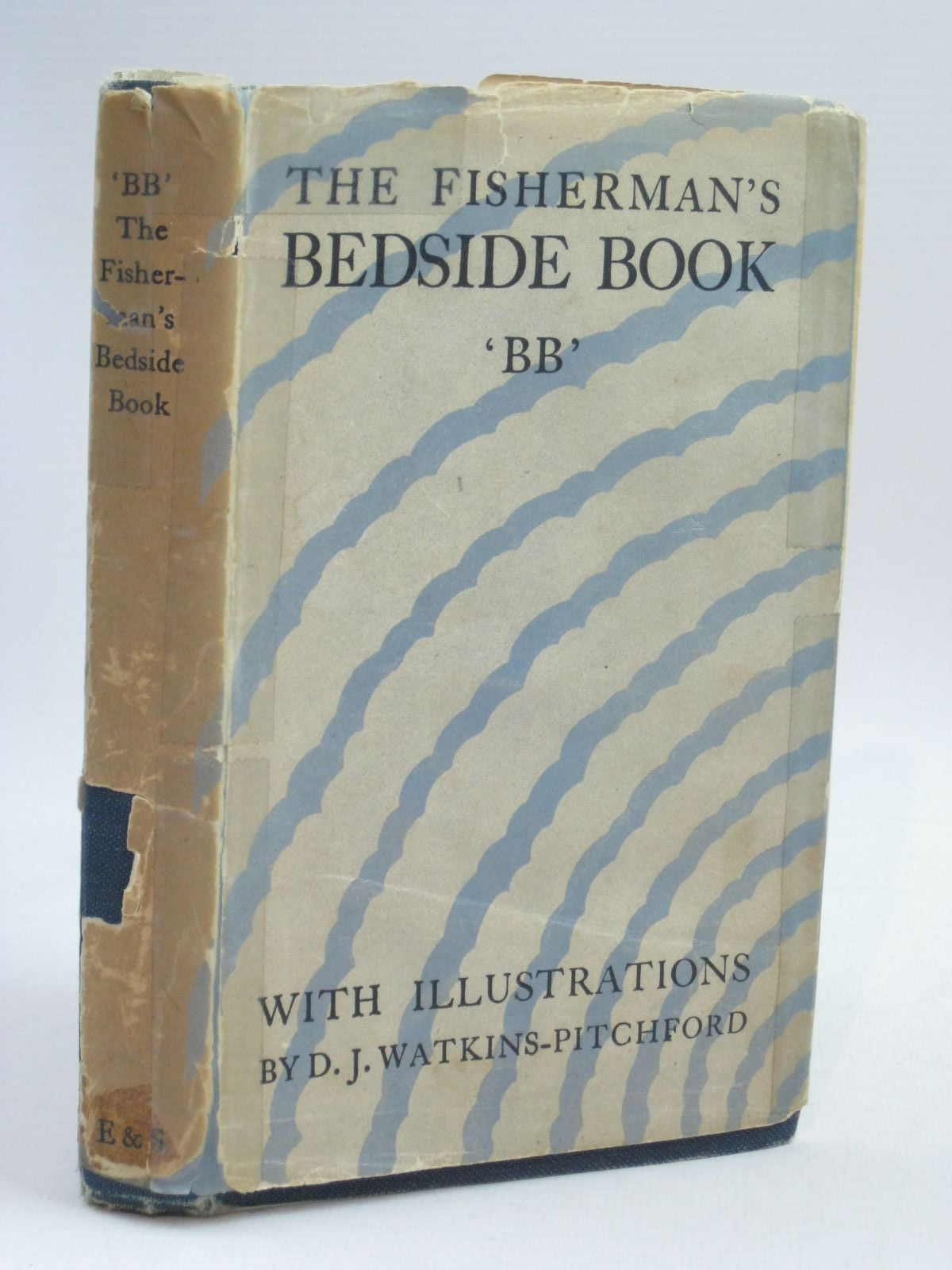 Photo of THE FISHERMAN'S BEDSIDE BOOK written by BB,  illustrated by BB,  published by Eyre & Spottiswoode (STOCK CODE: 1506075)  for sale by Stella & Rose's Books