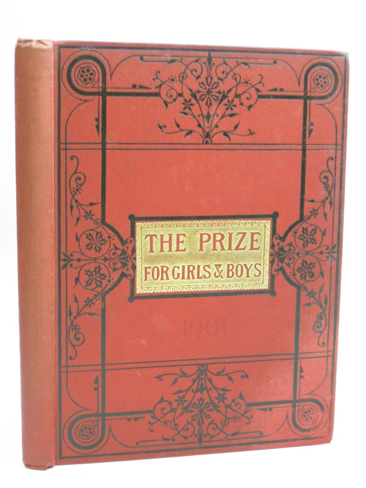 Photo of THE PRIZE FOR GIRLS AND BOYS 1901 published by Wells Gardner, Darton & Co. (STOCK CODE: 1506106)  for sale by Stella & Rose's Books