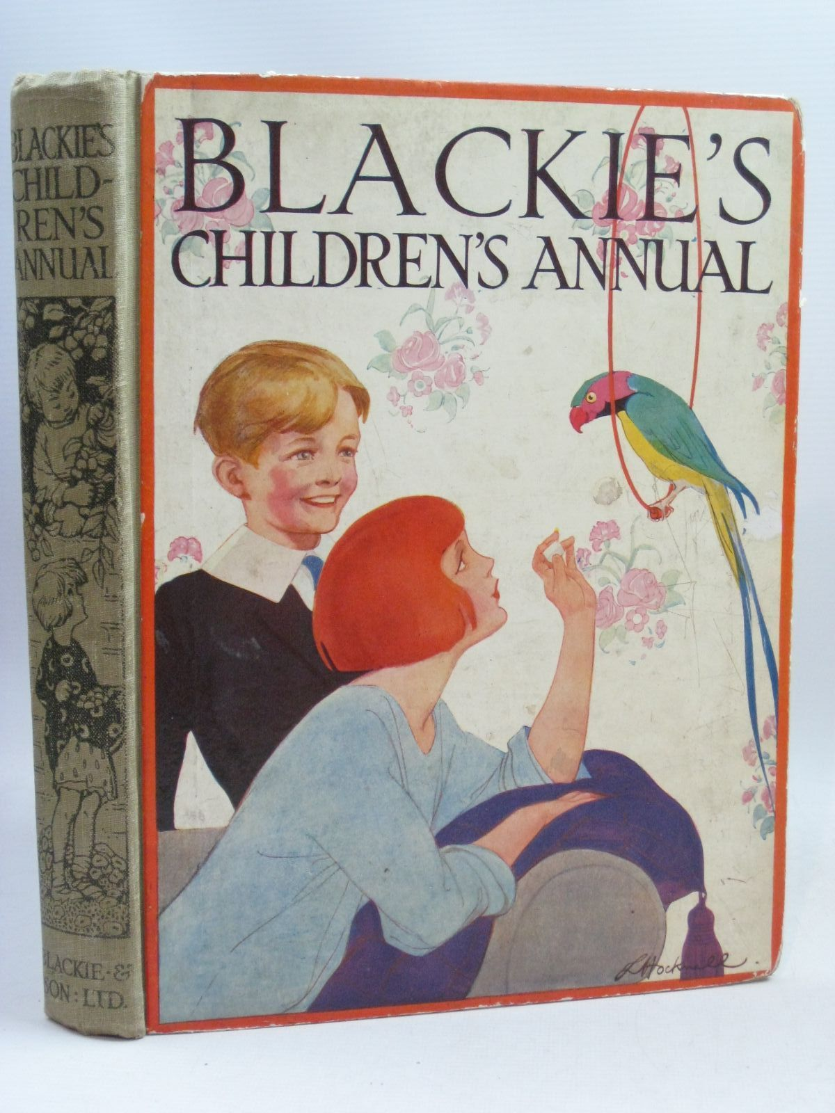Photo of BLACKIE'S CHILDREN'S ANNUAL 22ND YEAR written by Heward, Constance<br />Baker, Margaret<br />Todd, Barbara Euphan<br />et al,  illustrated by Edwards, Lionel<br />Brisley, Joyce Lankester<br />Roberts, Lunt<br />Brock, C.E.<br />Beaman, S.G. Hulme<br />et al.,  published by Blackie & Son Ltd. (STOCK CODE: 1506150)  for sale by Stella & Rose's Books