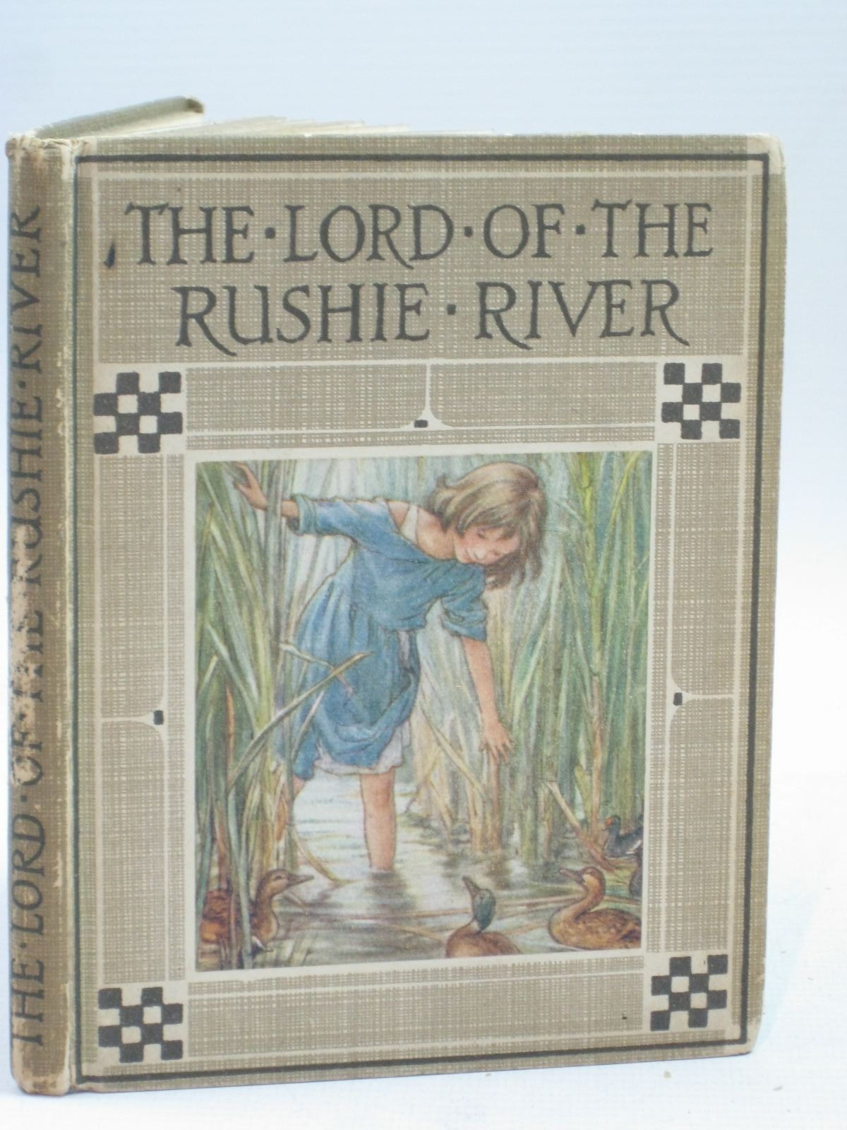 Photo of THE LORD OF THE RUSHIE RIVER written by Barker, Cicely Mary illustrated by Barker, Cicely Mary published by Blackie & Son Ltd. (STOCK CODE: 1506168)  for sale by Stella & Rose's Books