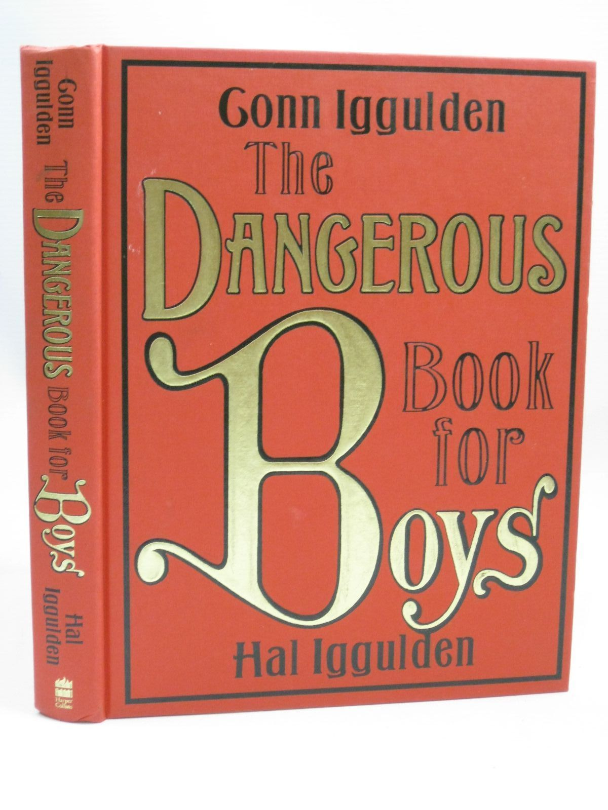 Photo of THE DANGEROUS BOOK FOR BOYS written by Iggulden, Conn<br />Iggulden, Hal published by Harper Collins (STOCK CODE: 1506223)  for sale by Stella & Rose's Books