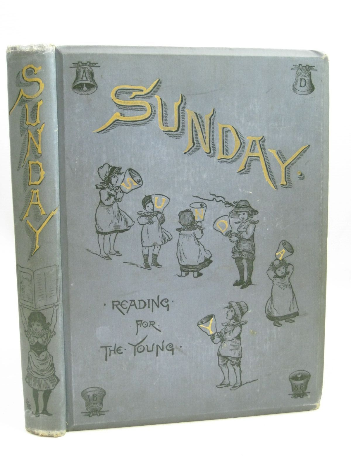 Photo of SUNDAY READING FOR THE YOUNG 1886 illustrated by Browne, Gordon<br />Montbard, Georges<br />Forestier, A.<br />Miles, Helen<br />Pym, T.<br />et al., published by Wells Gardner, Darton & Co. (STOCK CODE: 1506229)  for sale by Stella & Rose's Books