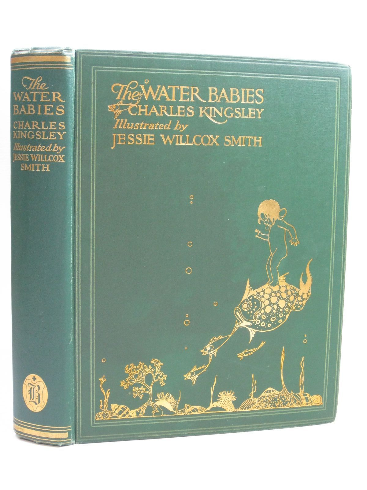 Photo of THE WATER BABIES written by Kingsley, Charles illustrated by Smith, Jessie Willcox published by Boots the Chemists (STOCK CODE: 1506241)  for sale by Stella & Rose's Books