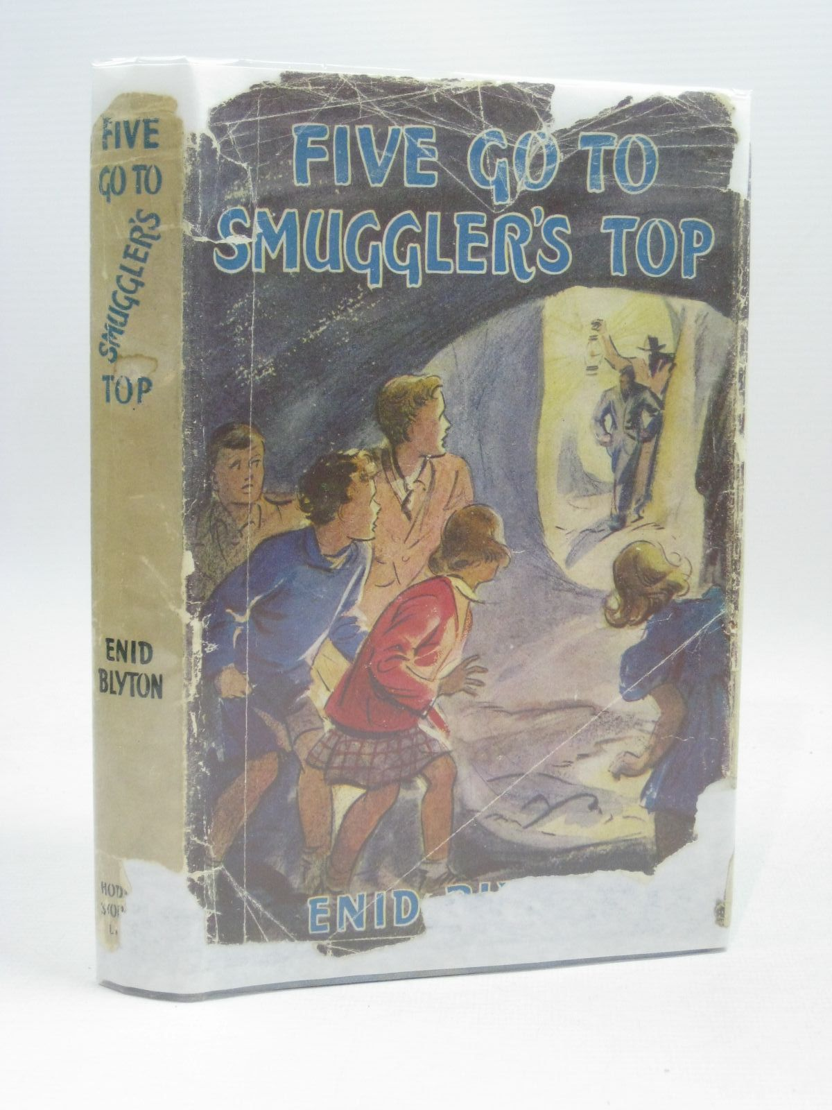 Photo of FIVE GO TO SMUGGLER'S TOP- Stock Number: 1506249