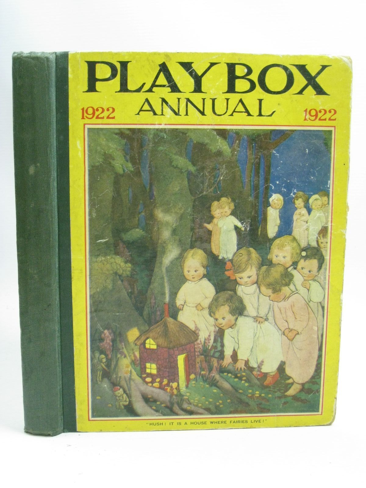 Photo of PLAYBOX ANNUAL 1922 illustrated by Robinson, W. Heath<br />Jackson, A.E.<br />Lambert, H.G.C. Marsh<br />Church, L.<br />et al., published by The Amalgamated Press (STOCK CODE: 1506257)  for sale by Stella & Rose's Books