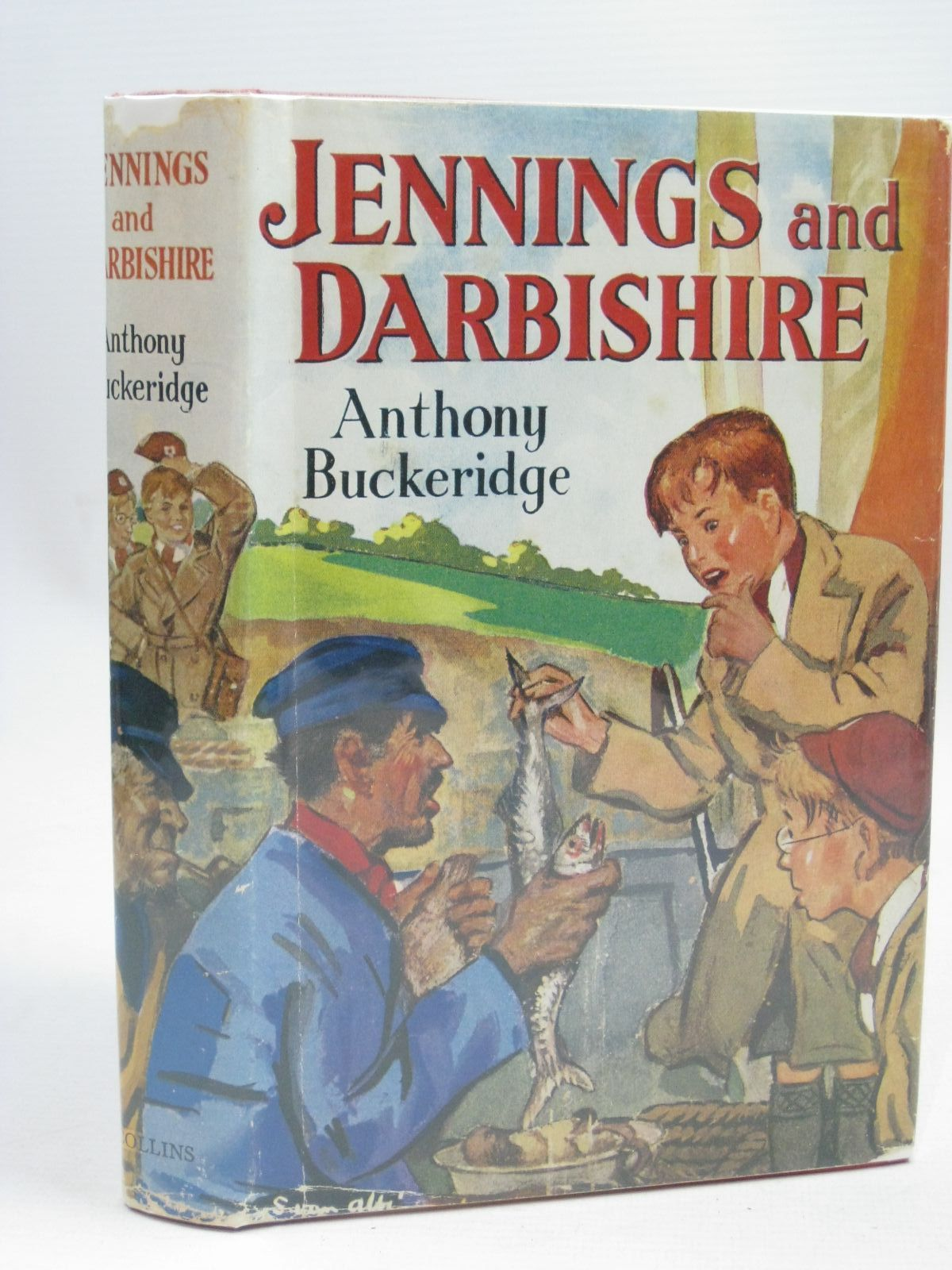 Photo of JENNINGS AND DARBISHIRE